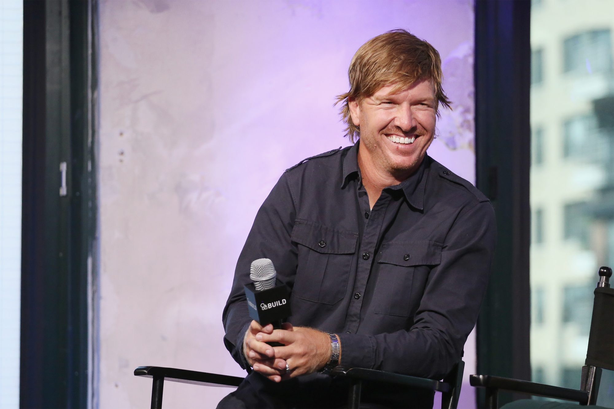 "The Build Series Presents Chip & Joanna Gaines Discussing Their New Book ""The Magnolia Story"""