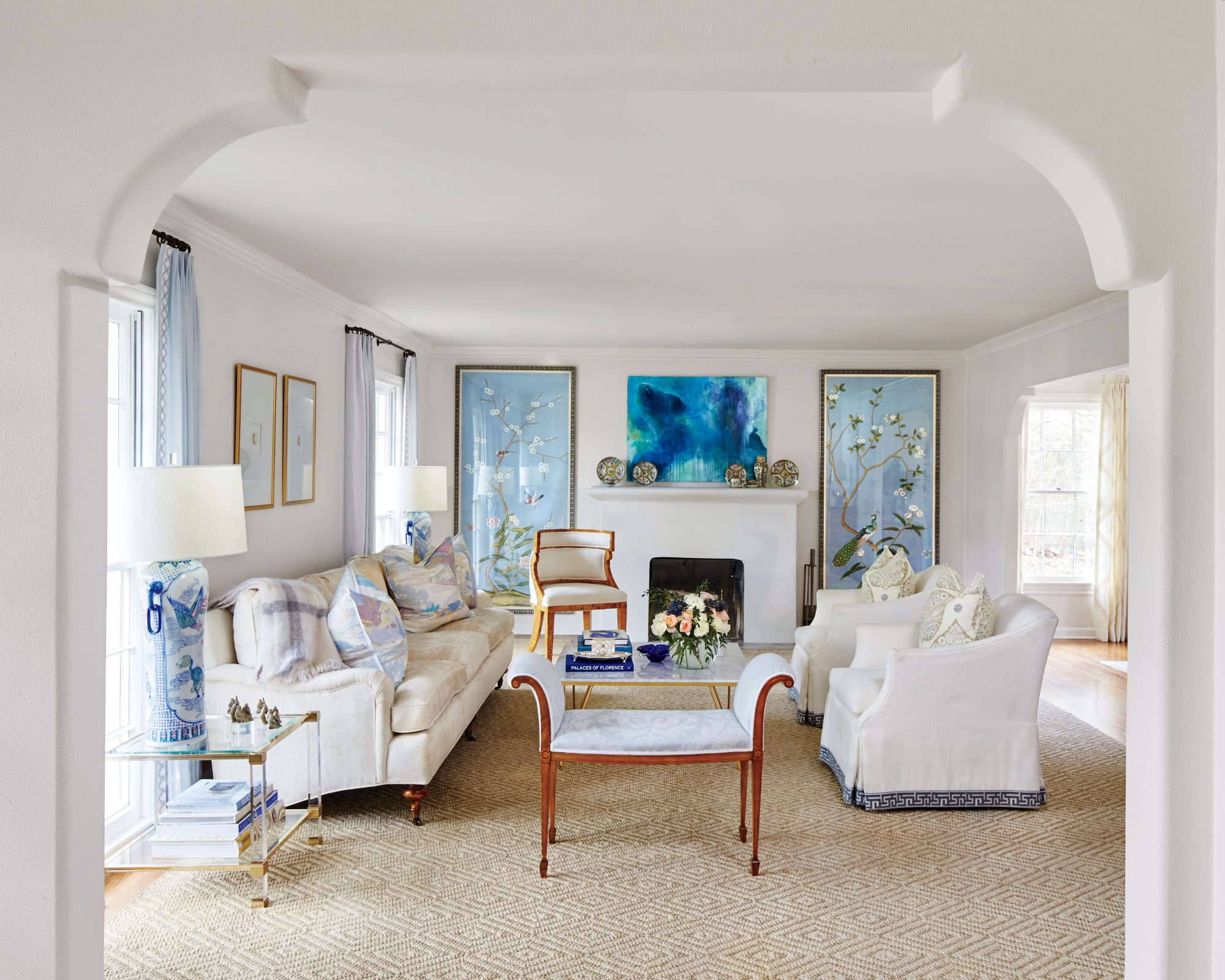 Living Room Design + Decor Ideas - Southern Living