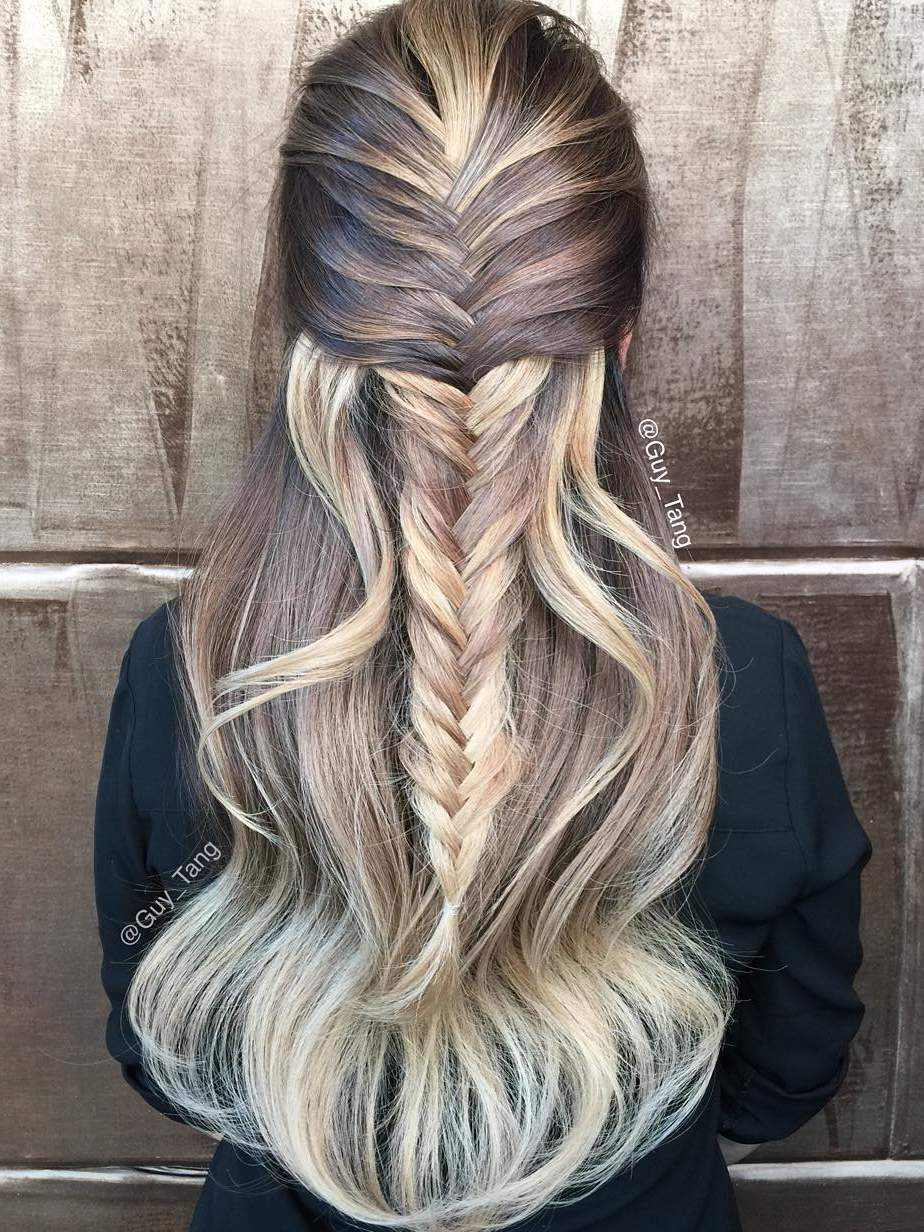 7 Braided Hairstyles That People Are Loving on Pinterest 2a7e25214c55688e829ae3b714ccc59b