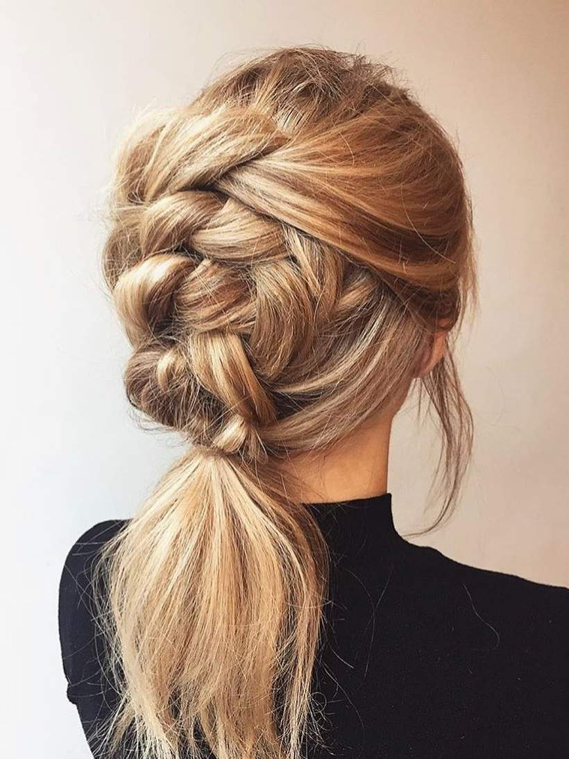 7 Braided Hairstyles That People Are Loving on Pinterest 31334f3972e1eaf28ec57d844c1be108