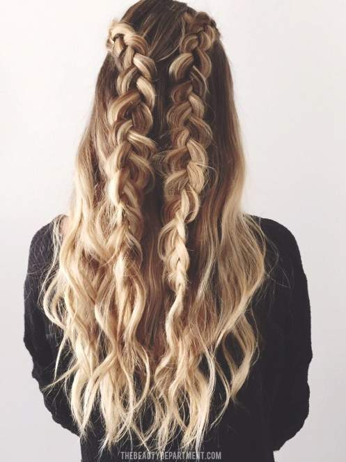 7 Braided Hairstyles That People Are Loving on Pinterest 98d1aab47c3a291e60d5e5717595c4e0