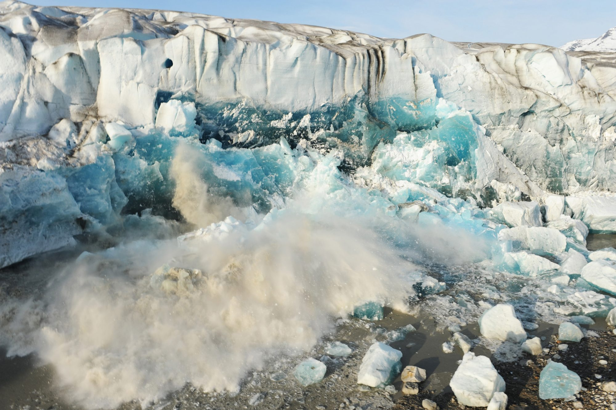 See Alaska Glaciers Right in Front of You
