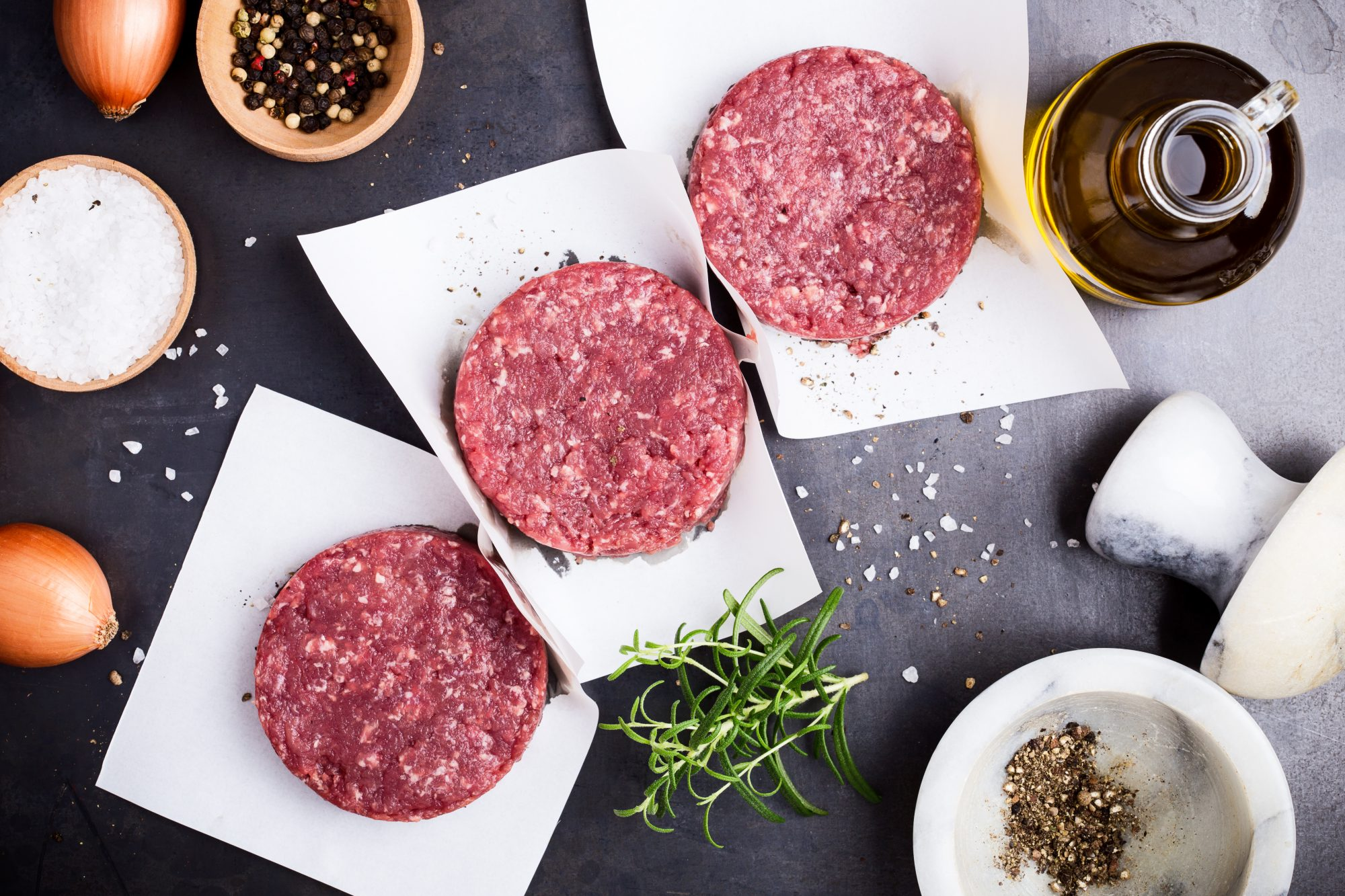 Everything You Always Wanted to Know About Burger Blends