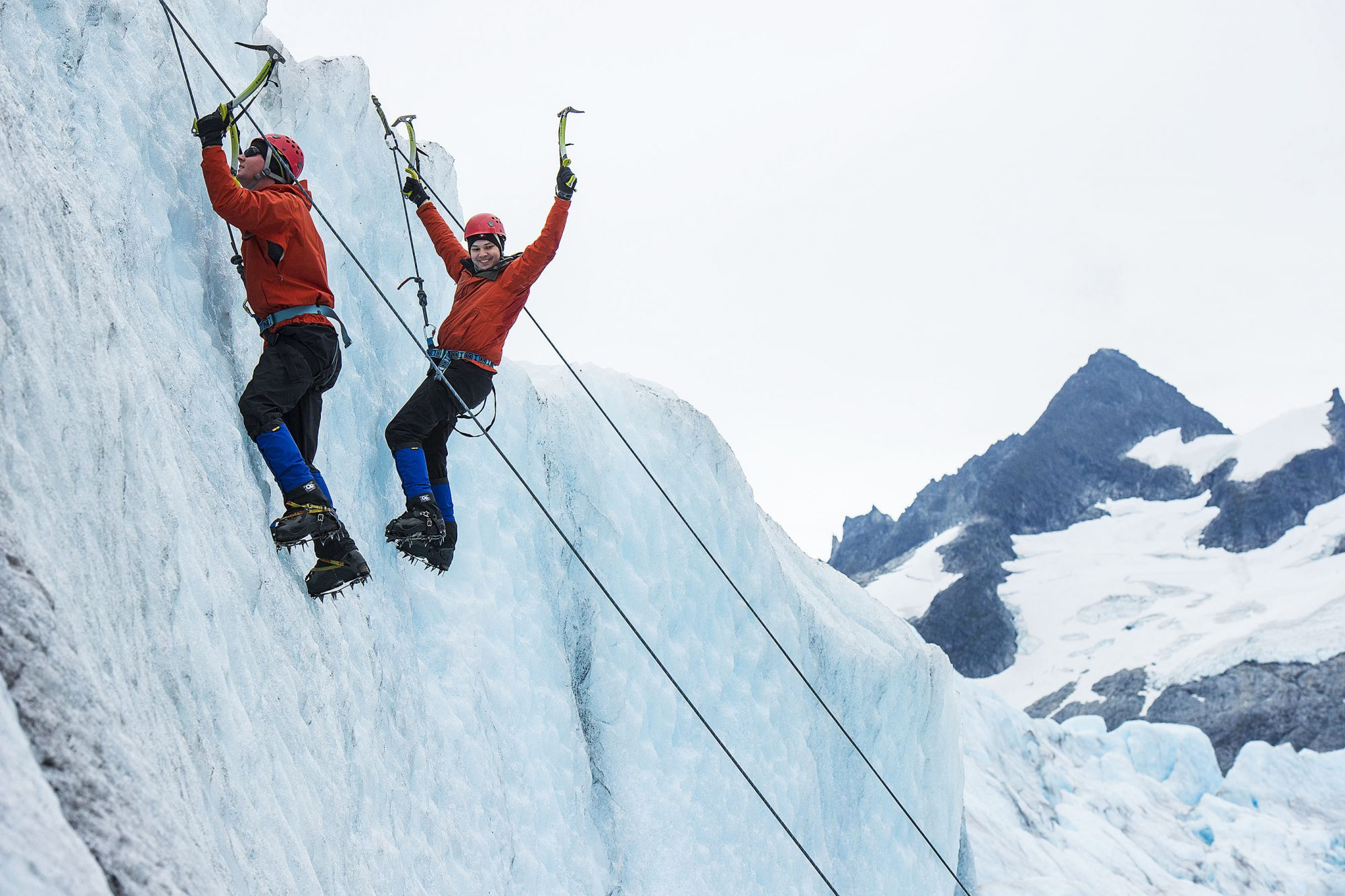 For an Active Adventure, Try Glacier Trekking