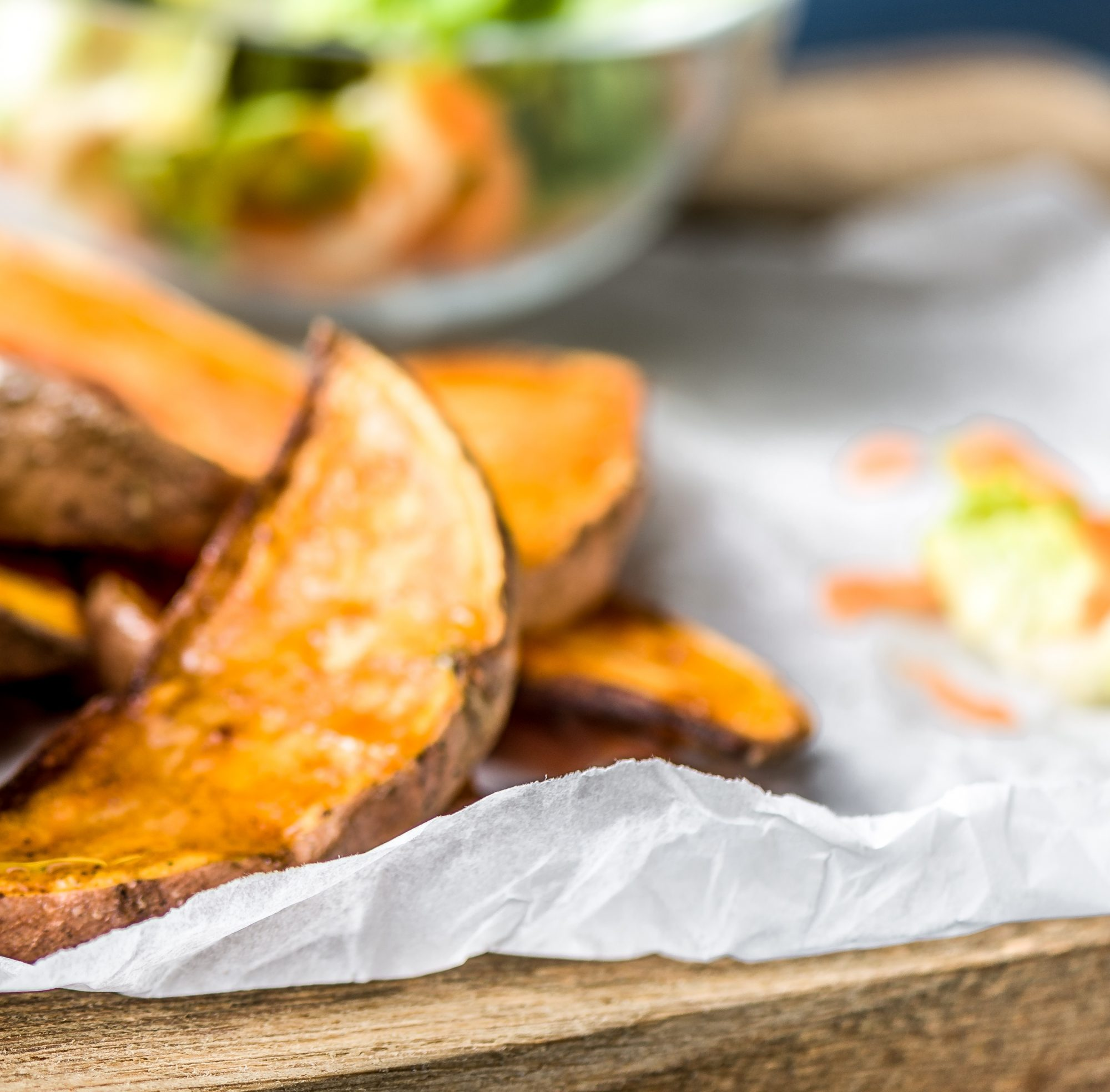 Why Aren't You Grilling Your Sweet Potatoes?