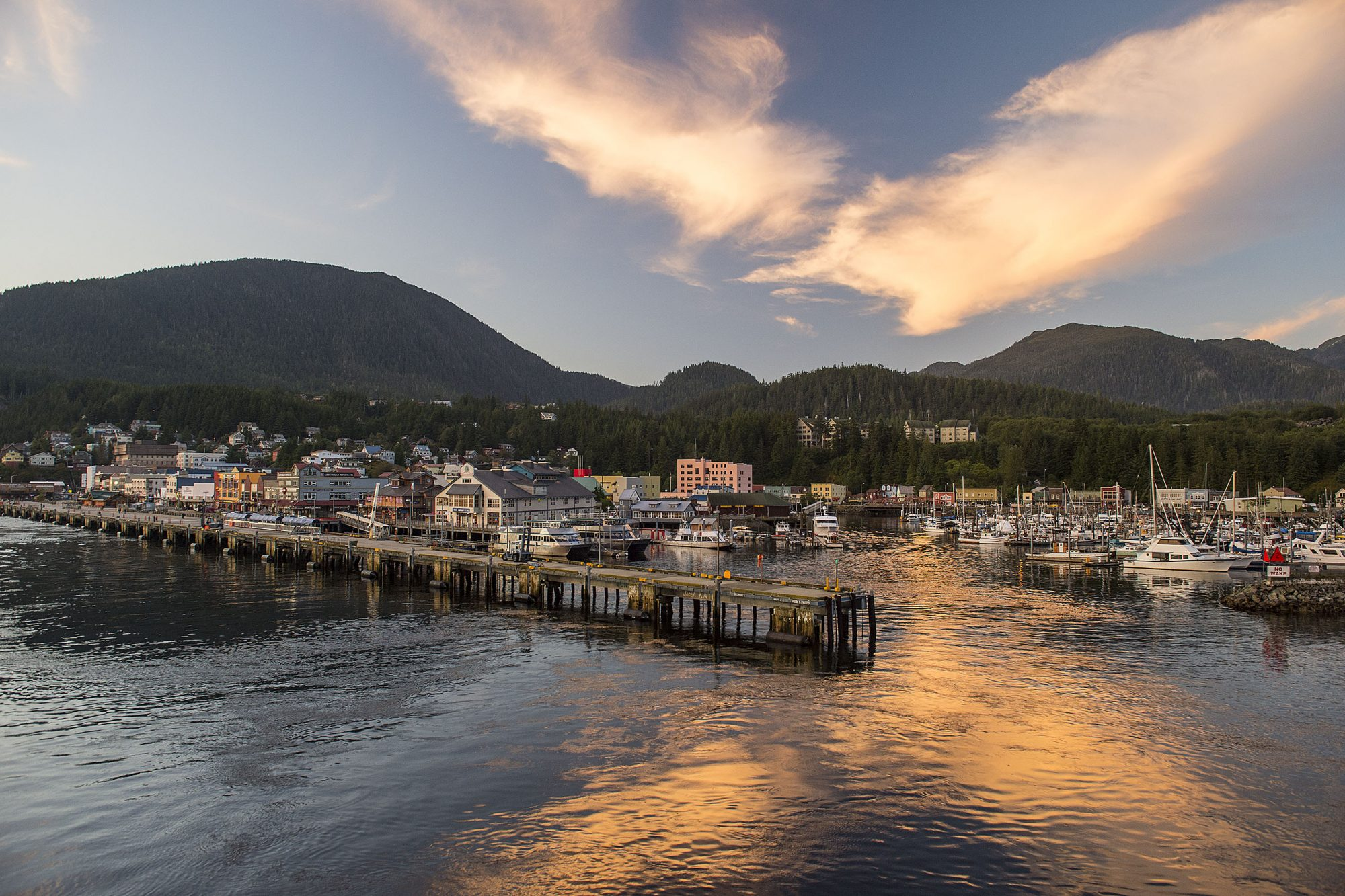 Welcome to Ketchikan