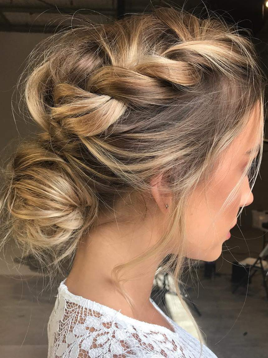 7 Braided Hairstyles That People Are Loving on Pinterest abed64429cac28a4133b8c35fd9144a8
