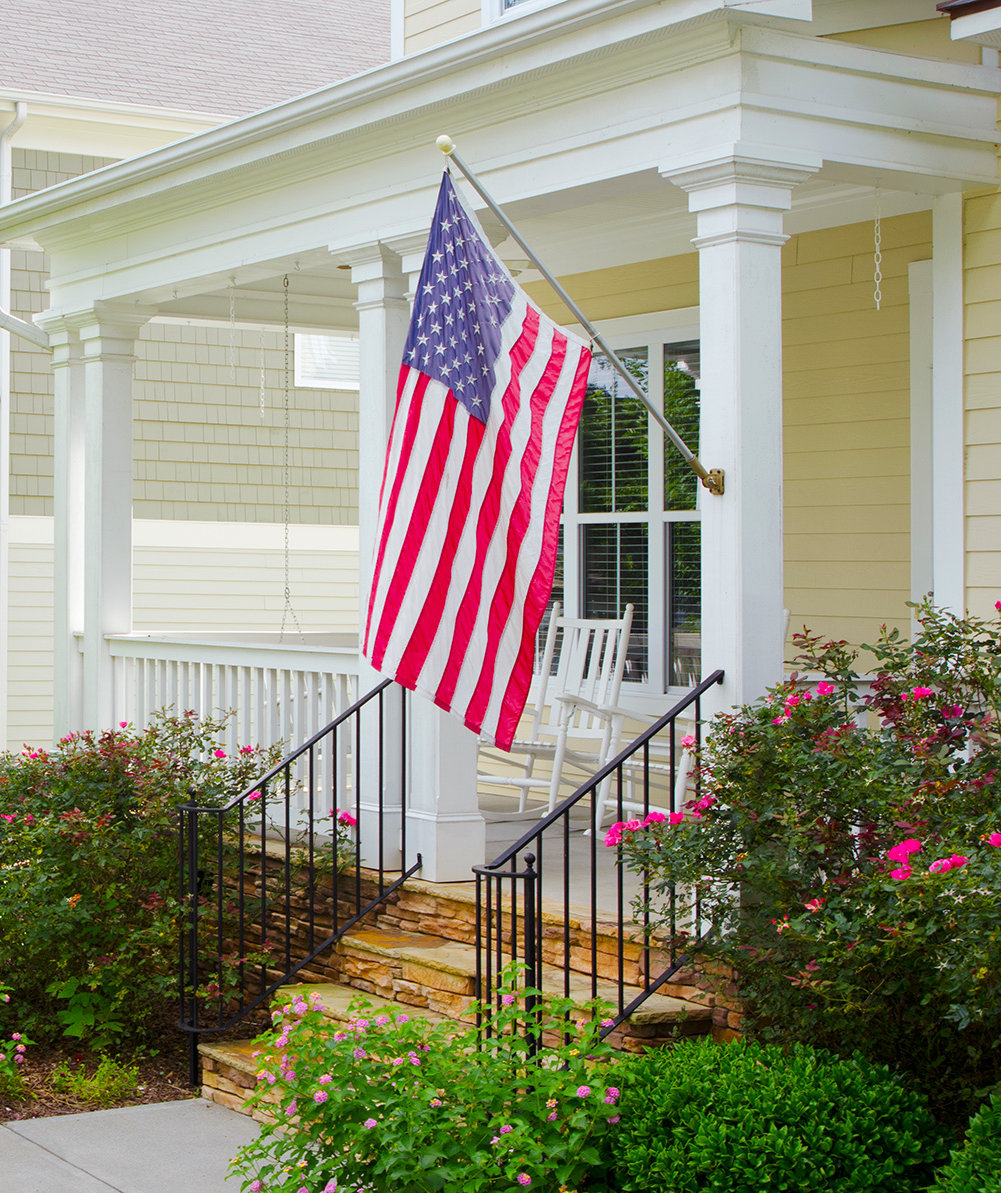 How to Care for Your American Flag