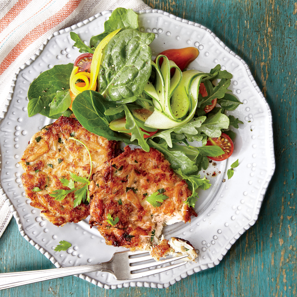 The Best-Ever Crab Cakes
