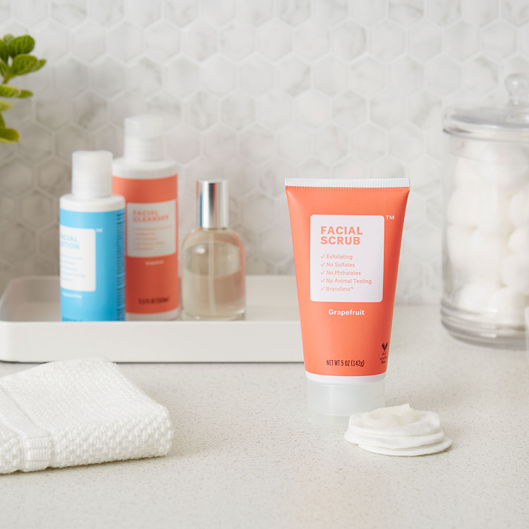 Brandless New Skincare