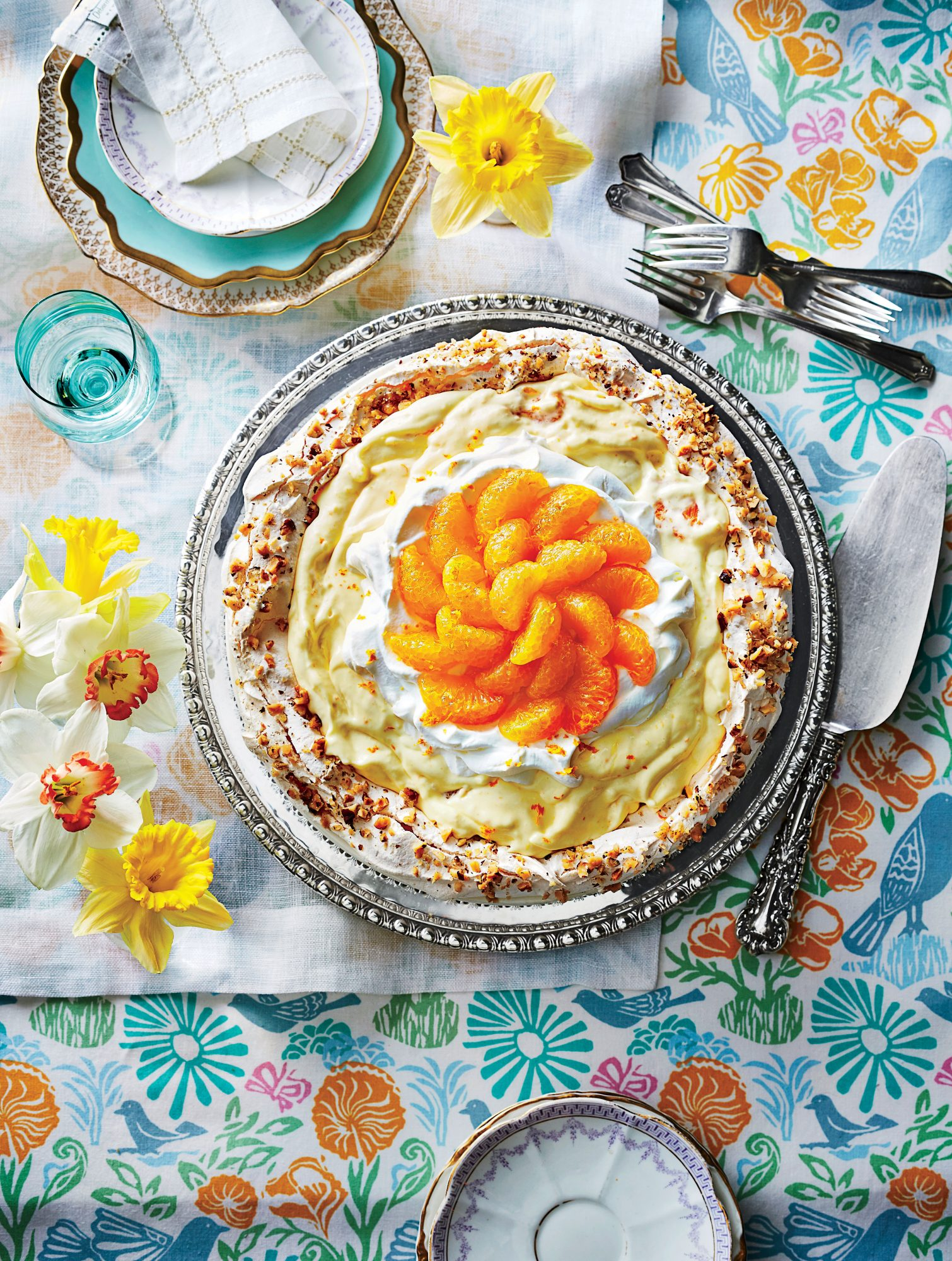 Florida Orange Grove Pie