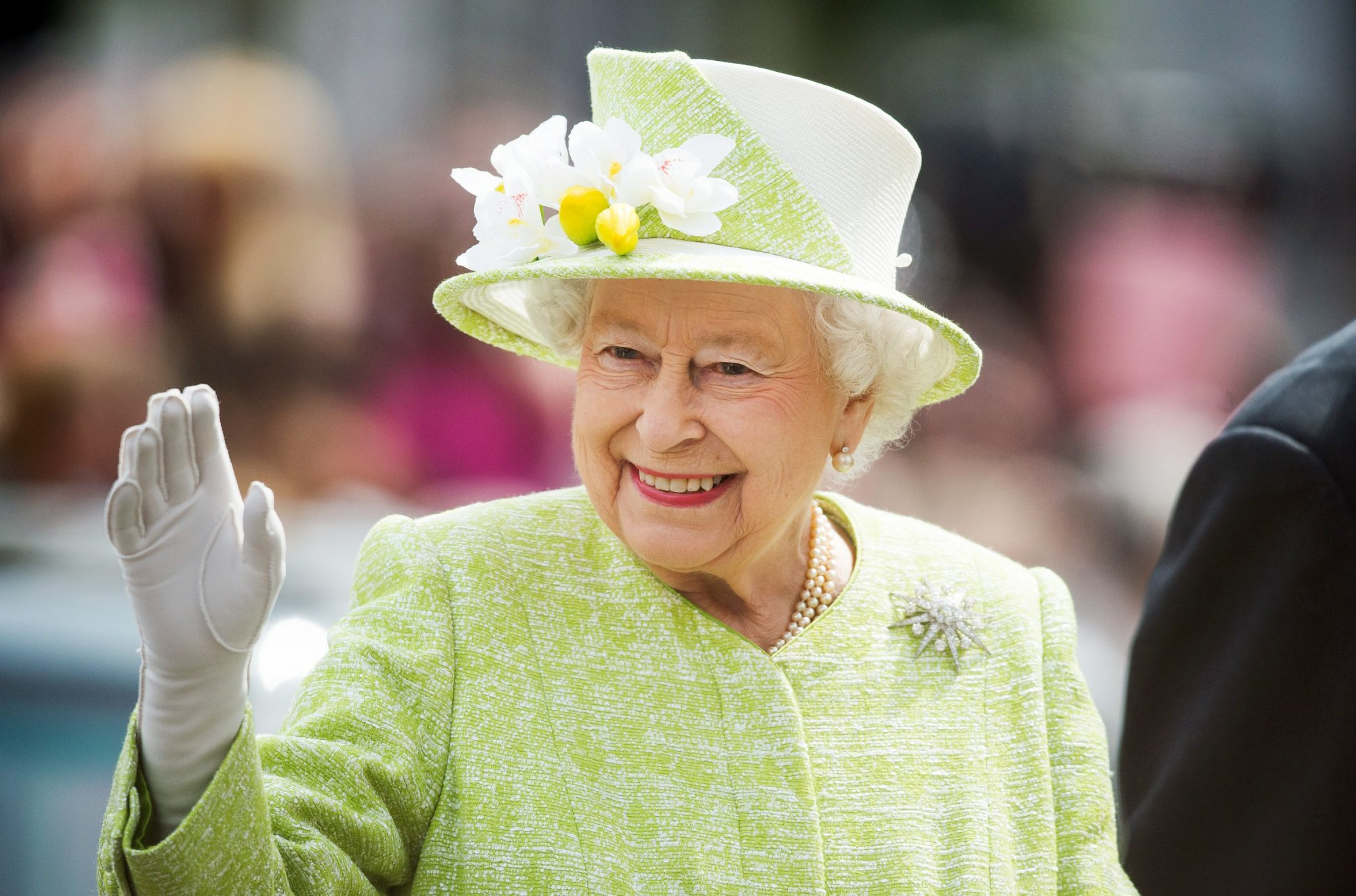 Queen Elizabeth Gloves