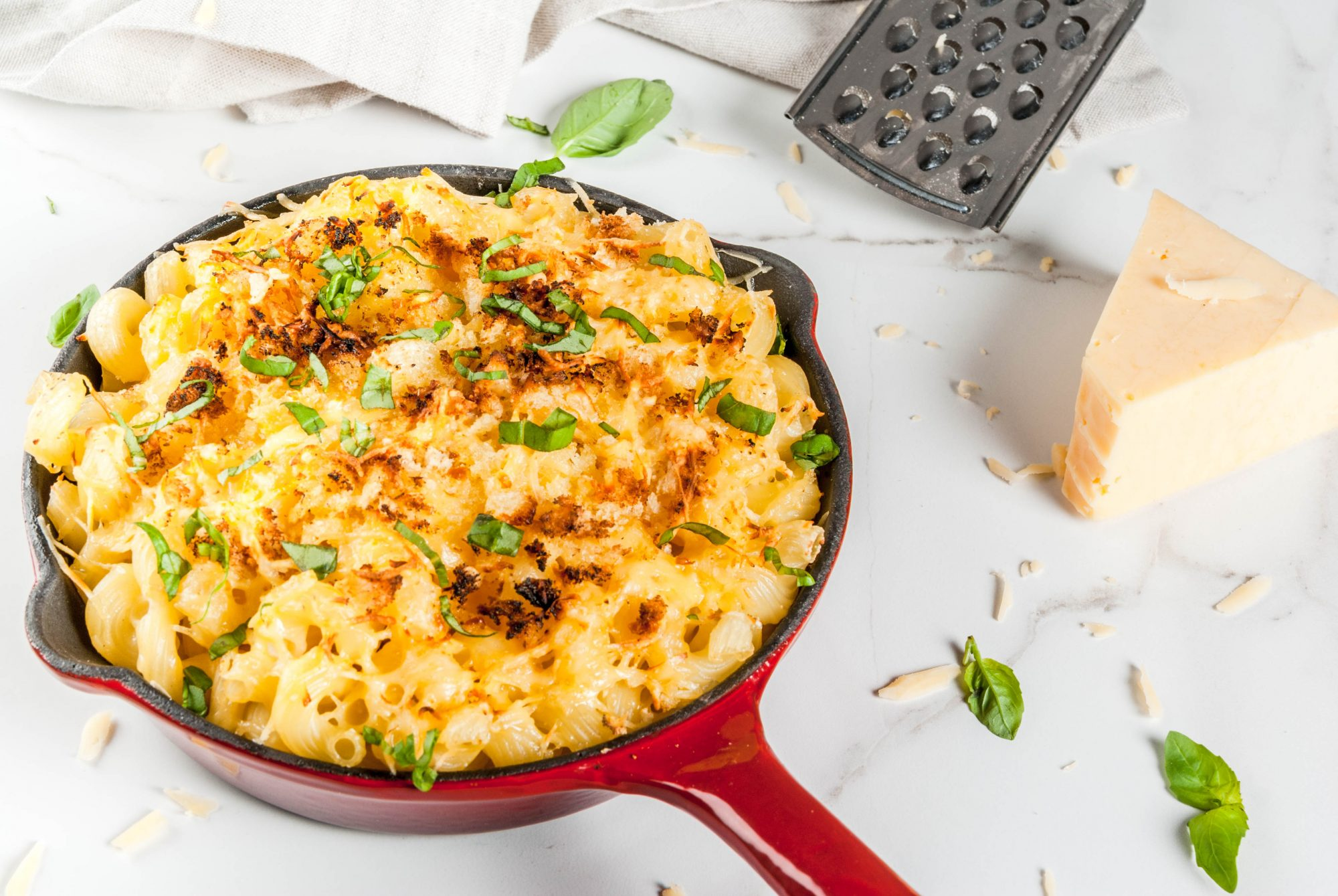This is the Best Cheese for Mac and Cheese