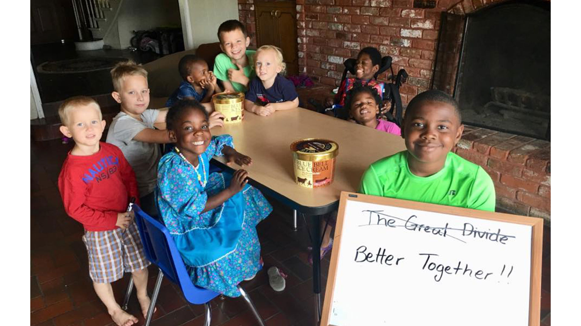 Kids Propose New Name for Blue Bell Ice Cream Flavor
