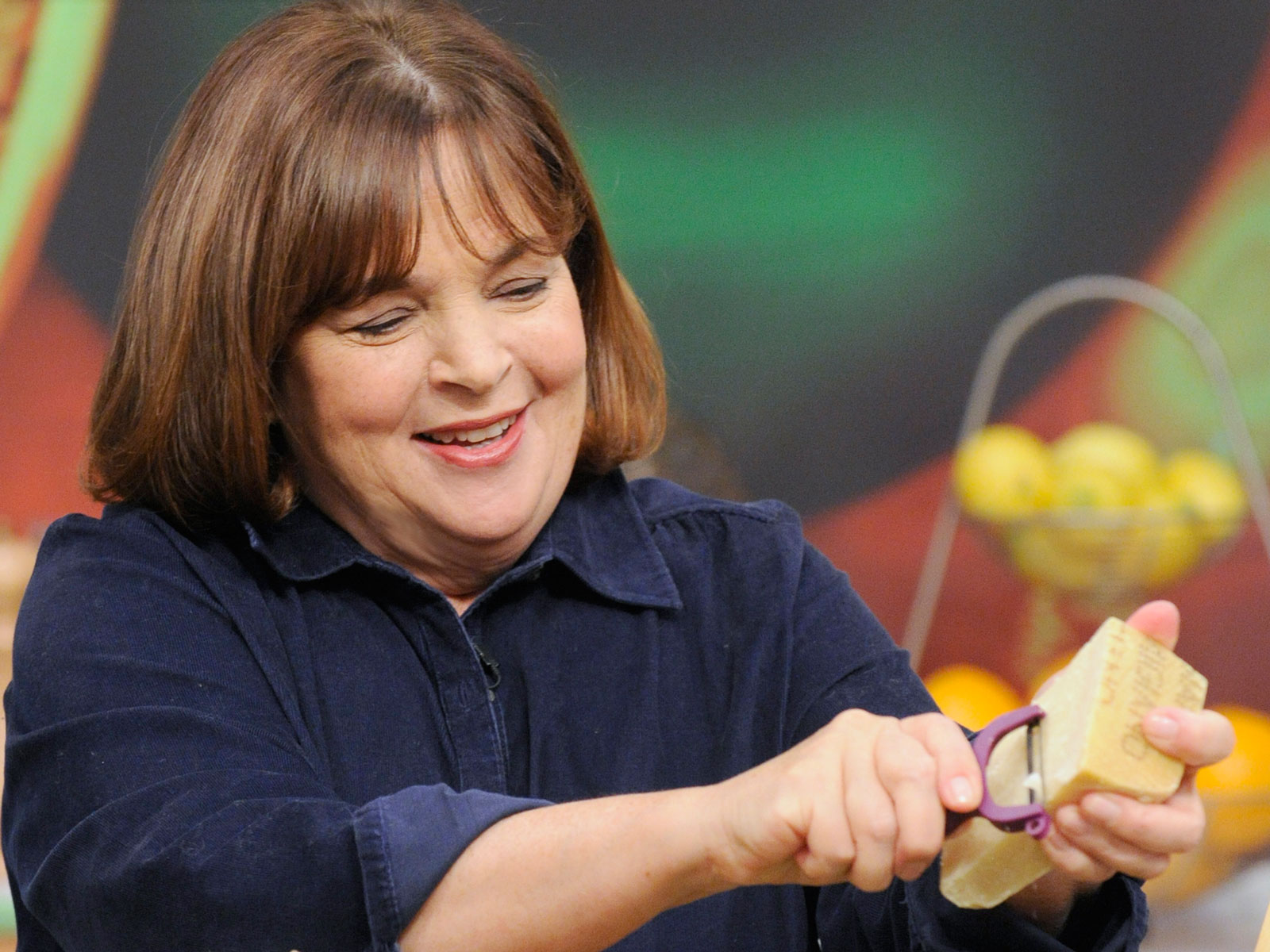 Ina Garten's Go-To Side Dish Is...