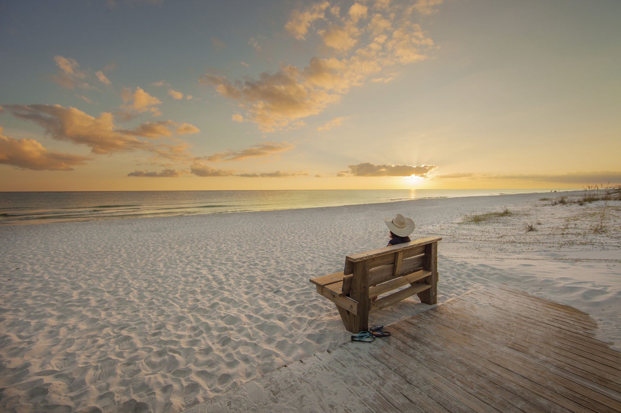 Founded more than 100 years ago, quirky Grayton Beach in South Walton, Florida, is mostly surrounded by the lush trees and winding trails of Grayton Beach State Park. Narrow, tree-lined streets in town are perfect for wandering (and checking out...