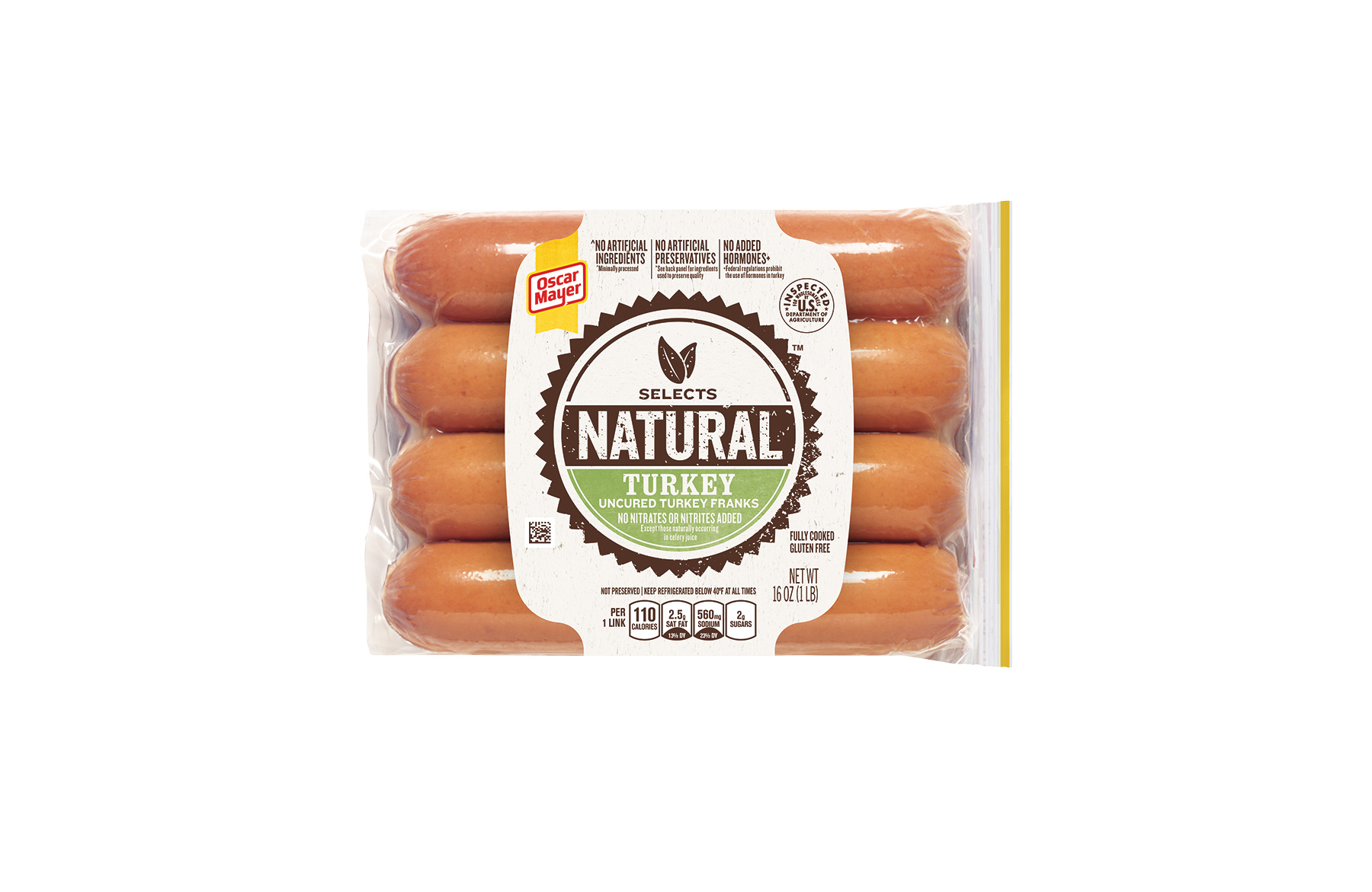Oscar Mayer Natural Turkey Franks
