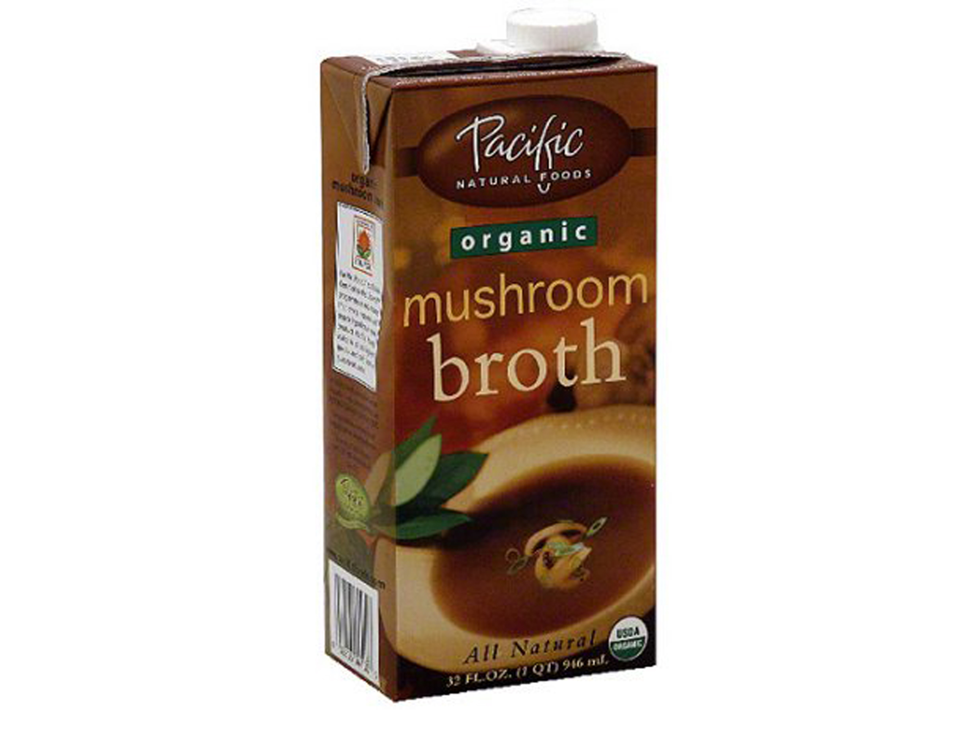 Pacific Foods Mushroom Broth