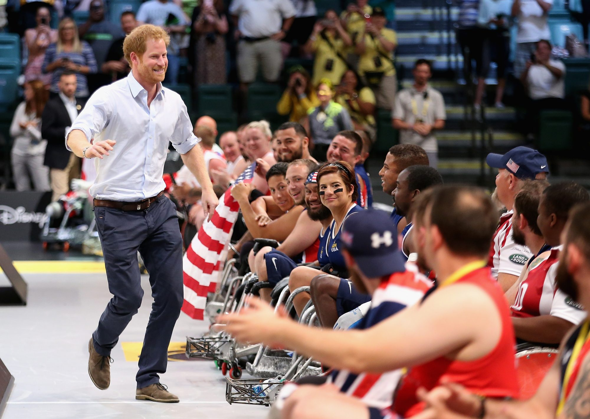 Invictus Games Orlando 2016 - Behind The Scenes