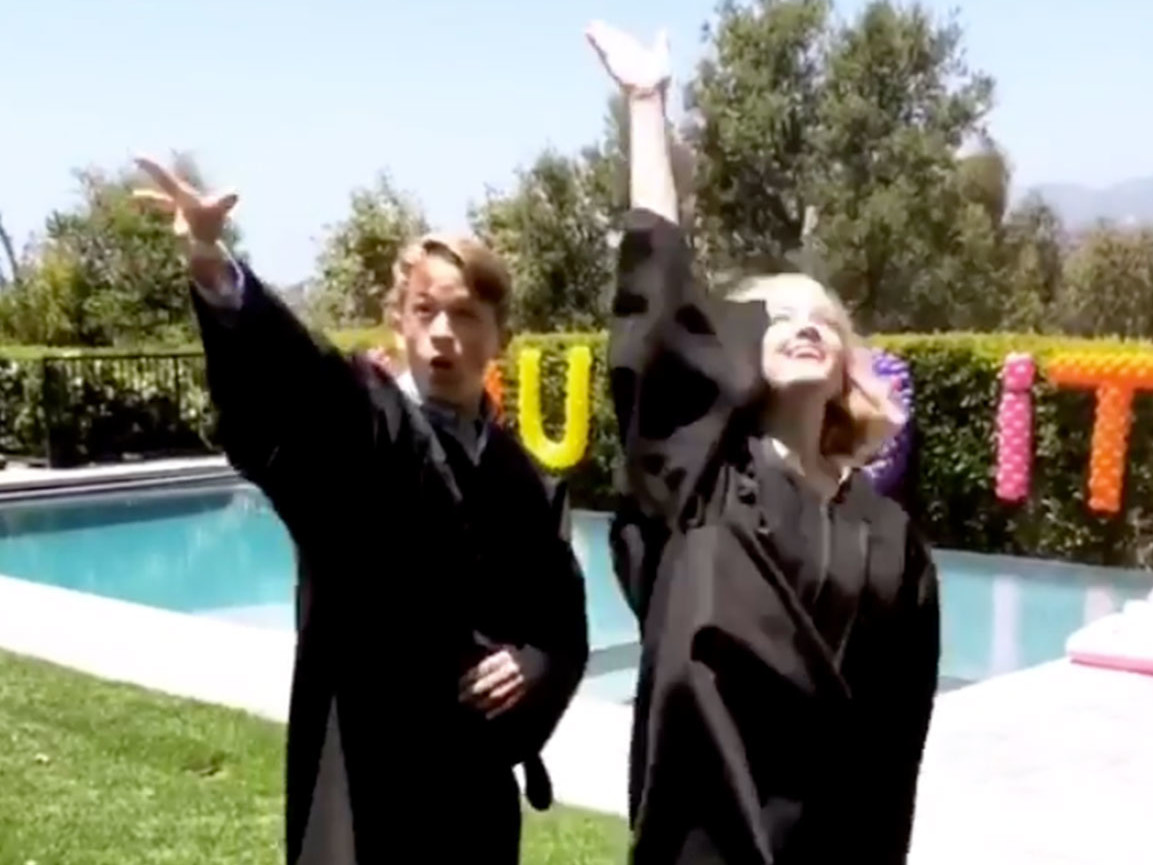 Reese Witherspoon Celebrates Kids Deacon and Ava's Graduations: 'You Did It!' reese-witherspoon