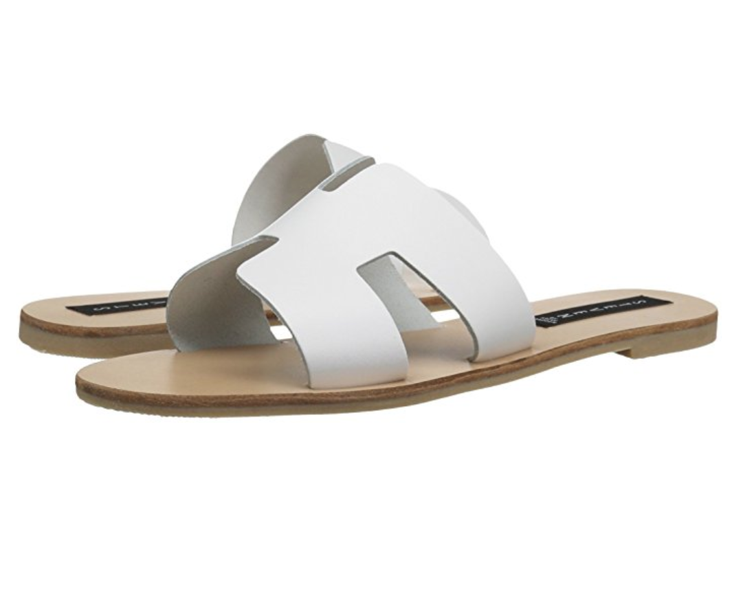 Greek Inspired Flat Sandals