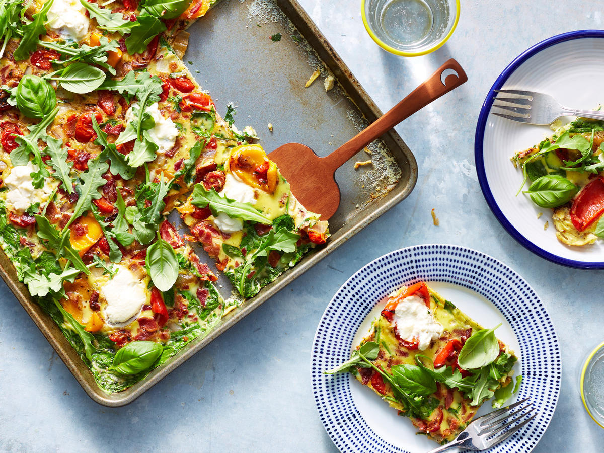 6 Sheet Pan Breakfasts You Can Make for a Morning Crowd