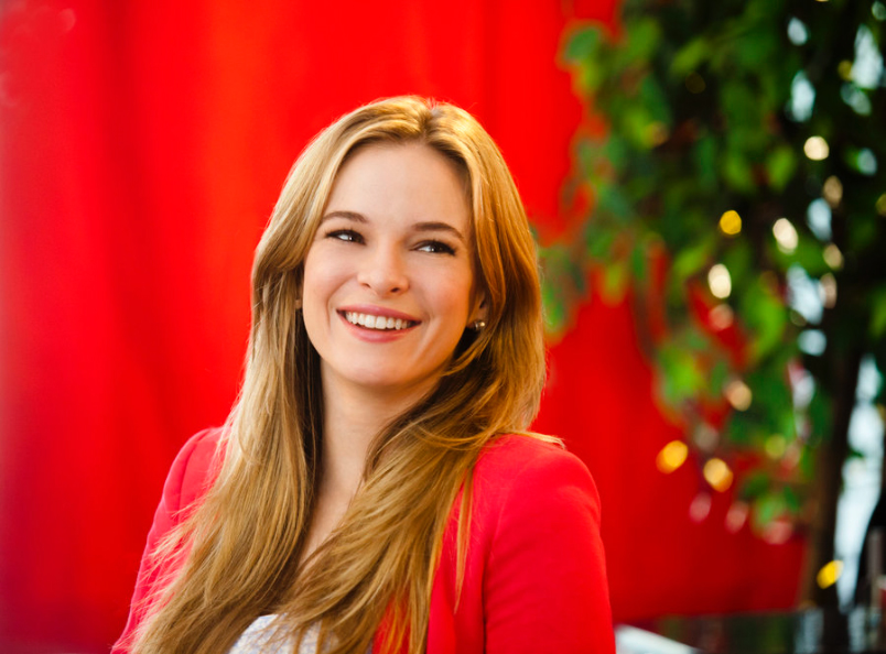 Danielle Panabaker on Hallmark's Christmas Joy