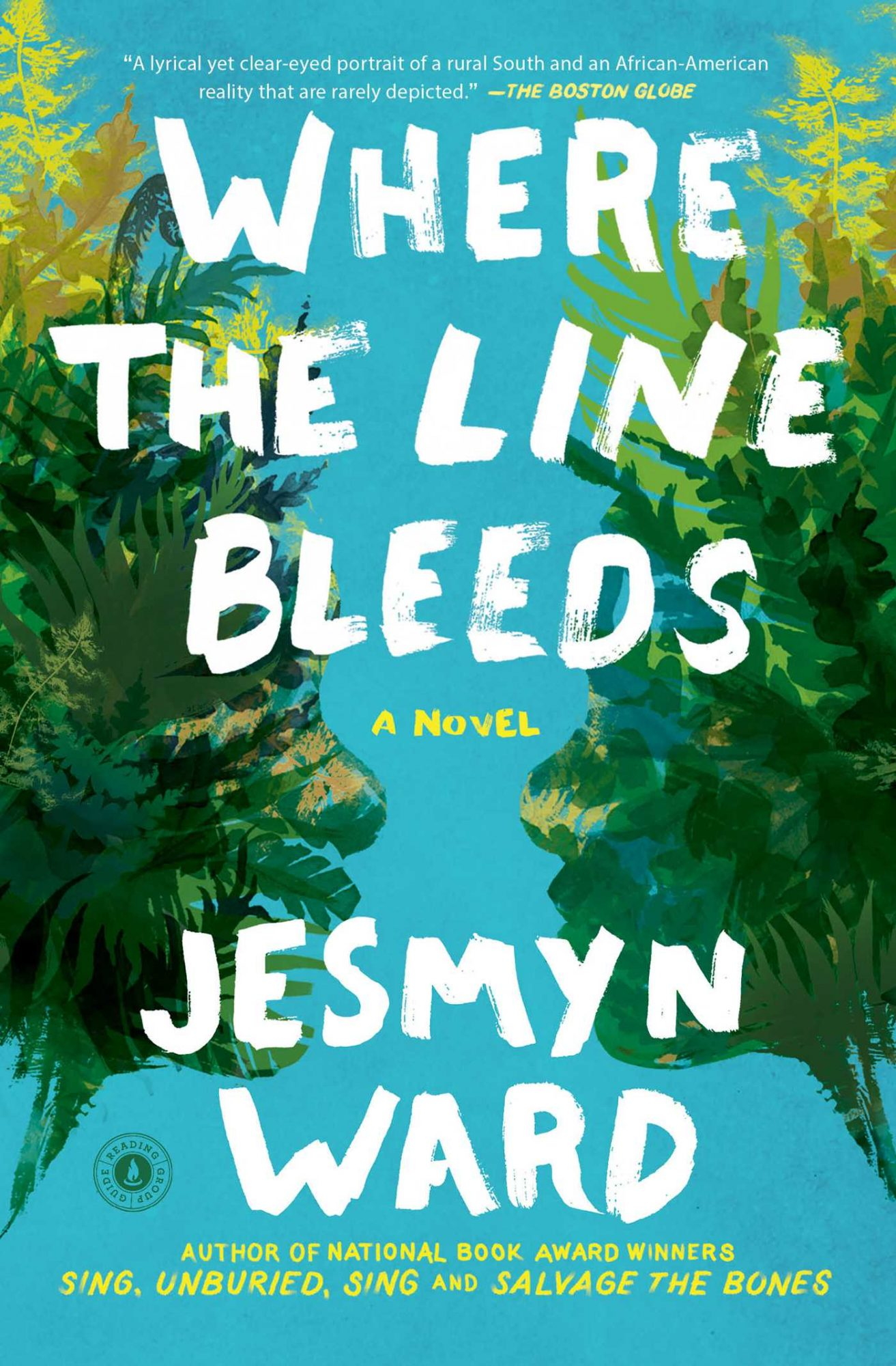 Where the Line Bleeds: A Novel by Jesmyn Ward
