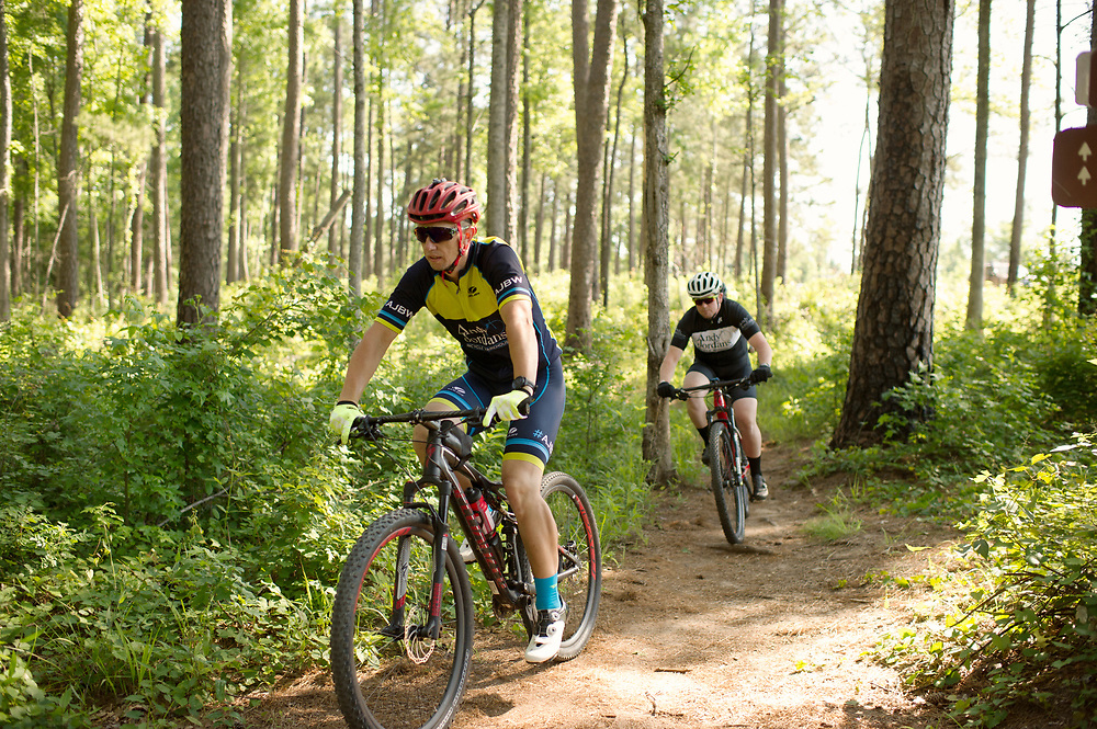Forks Area Trail System in Augusta, GA
