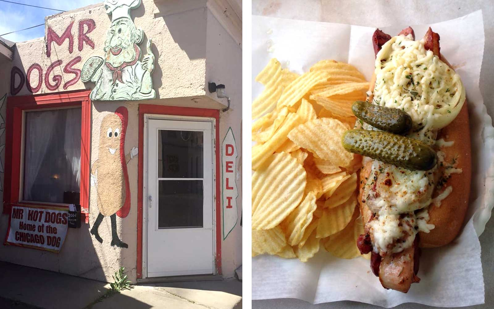 Mr. Hot Dogs in Montana