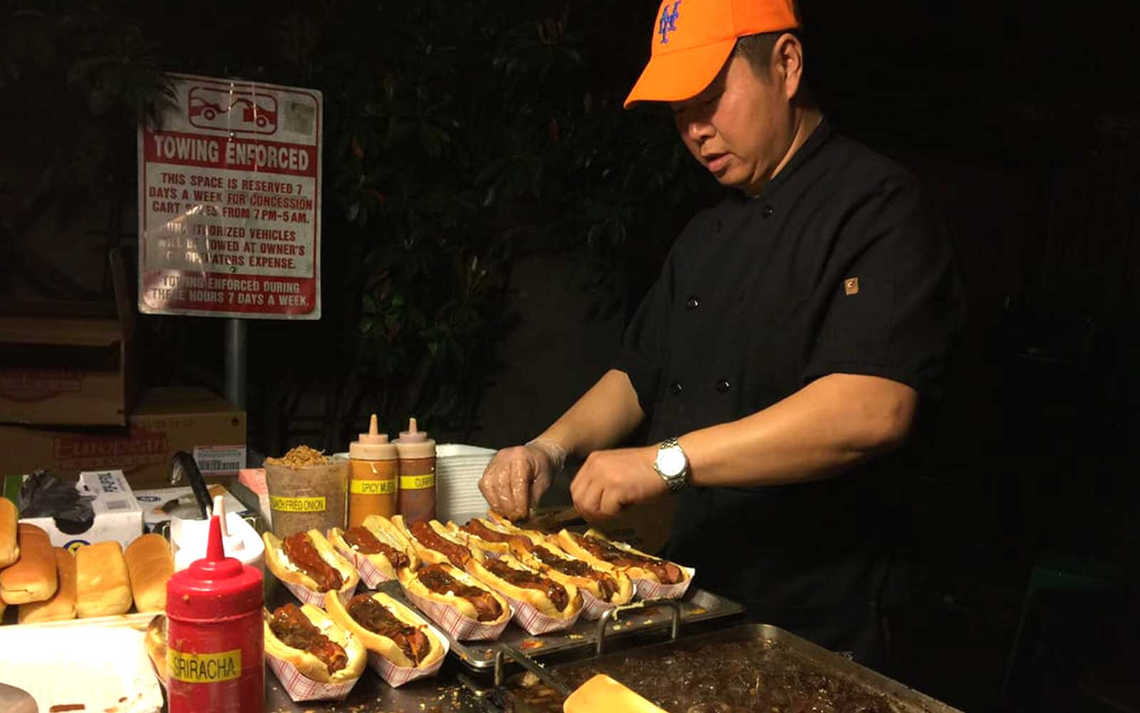 Yoyo's Hot Dog, Texas