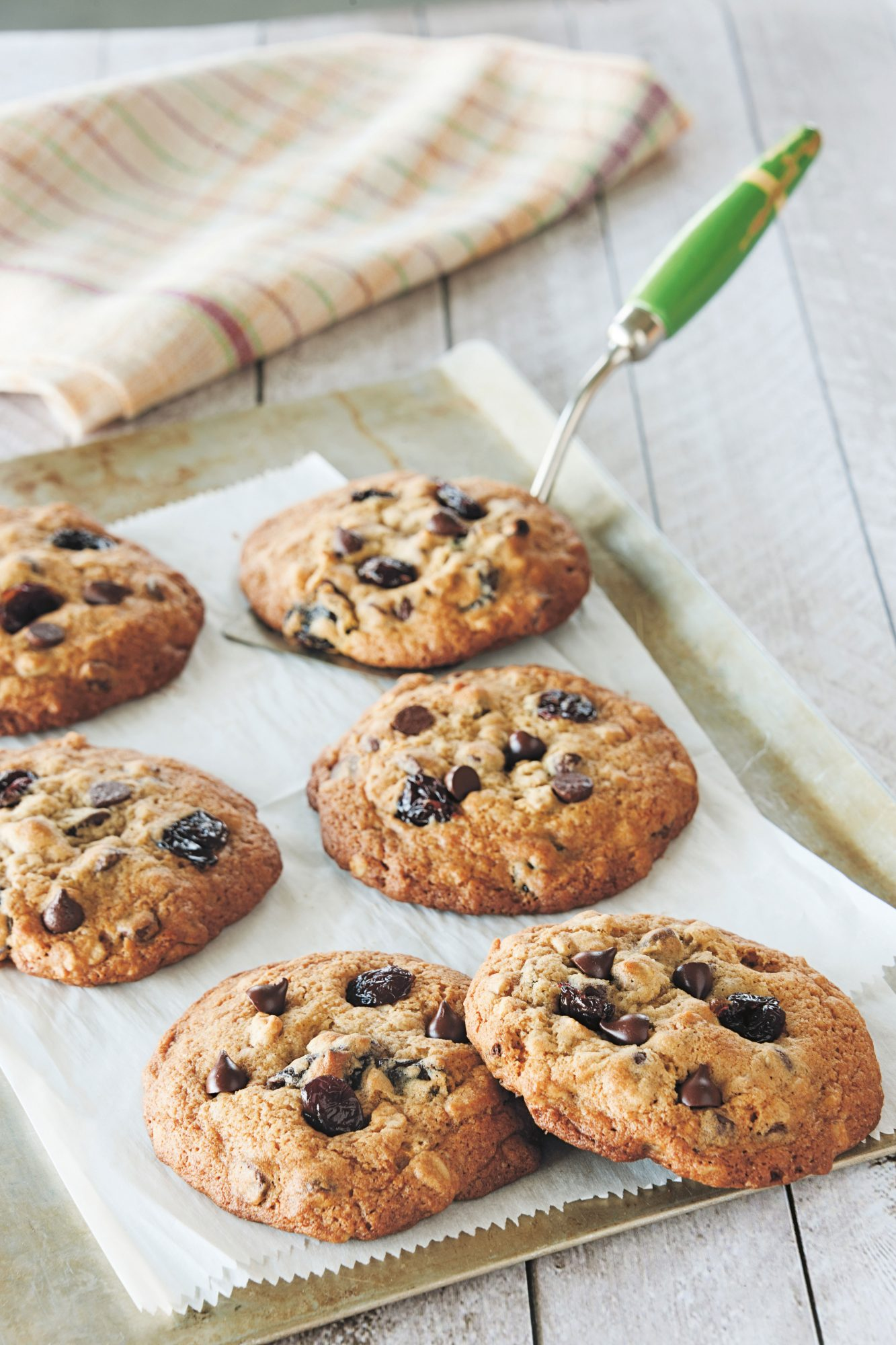 Damaris Phillips' Chocolate Chip Cherry Cookies Recipe