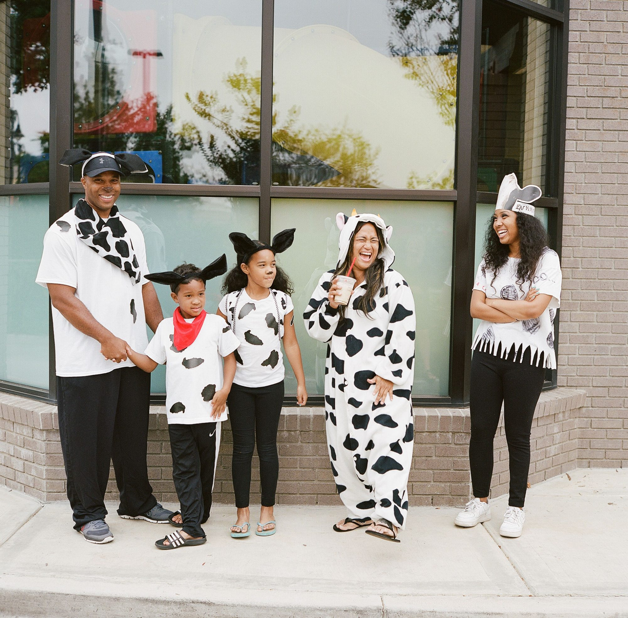 Chick-fil-A is Giving Away Free Food to Anyone Who Dresses Like a Cow Again cow-day