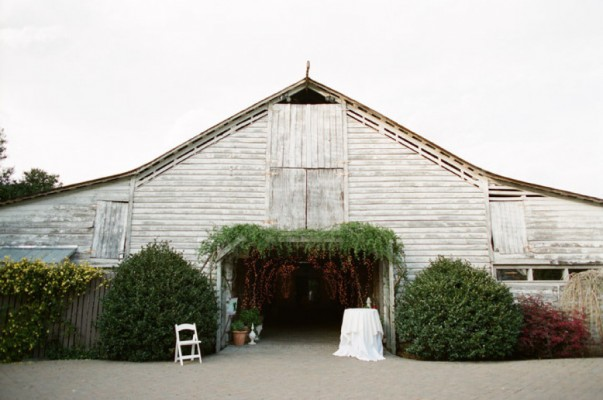 Fearrington Village Wedding Barn