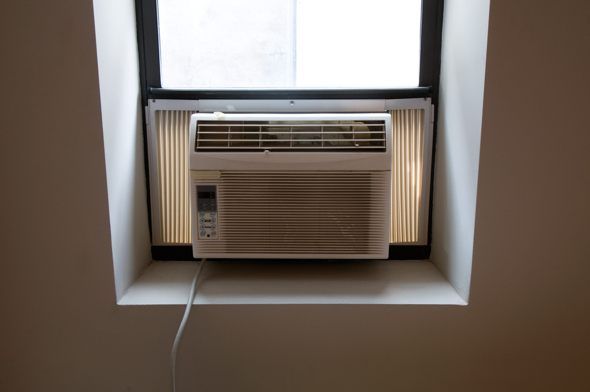 Air Conditioner Window