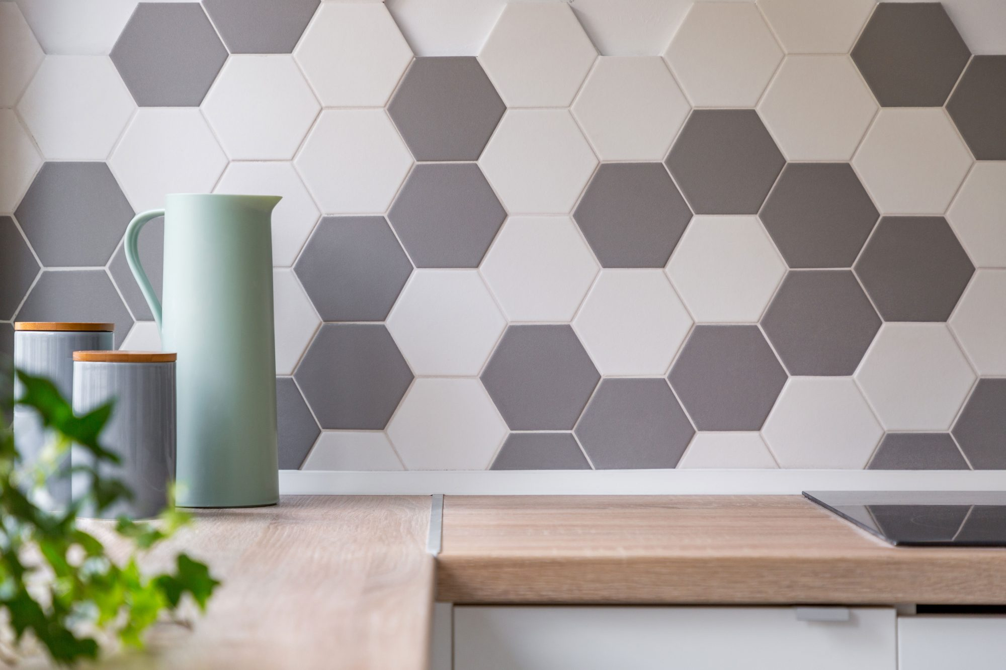 This Modern Tile Trend Has Pinterest Divided Southern Living