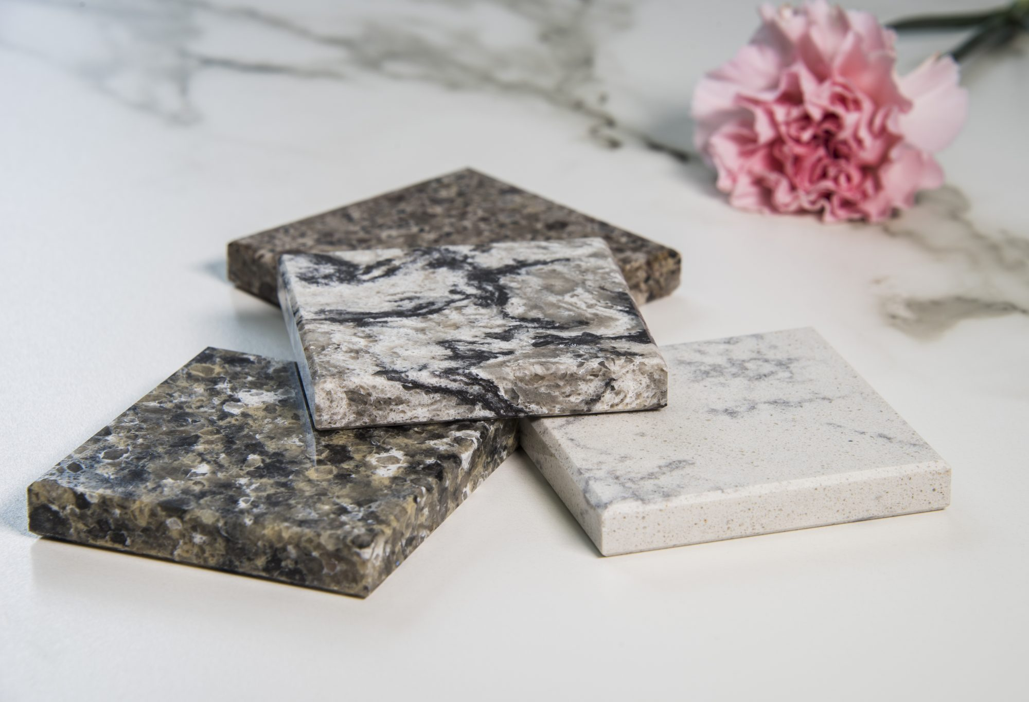 Granite Counter Samples