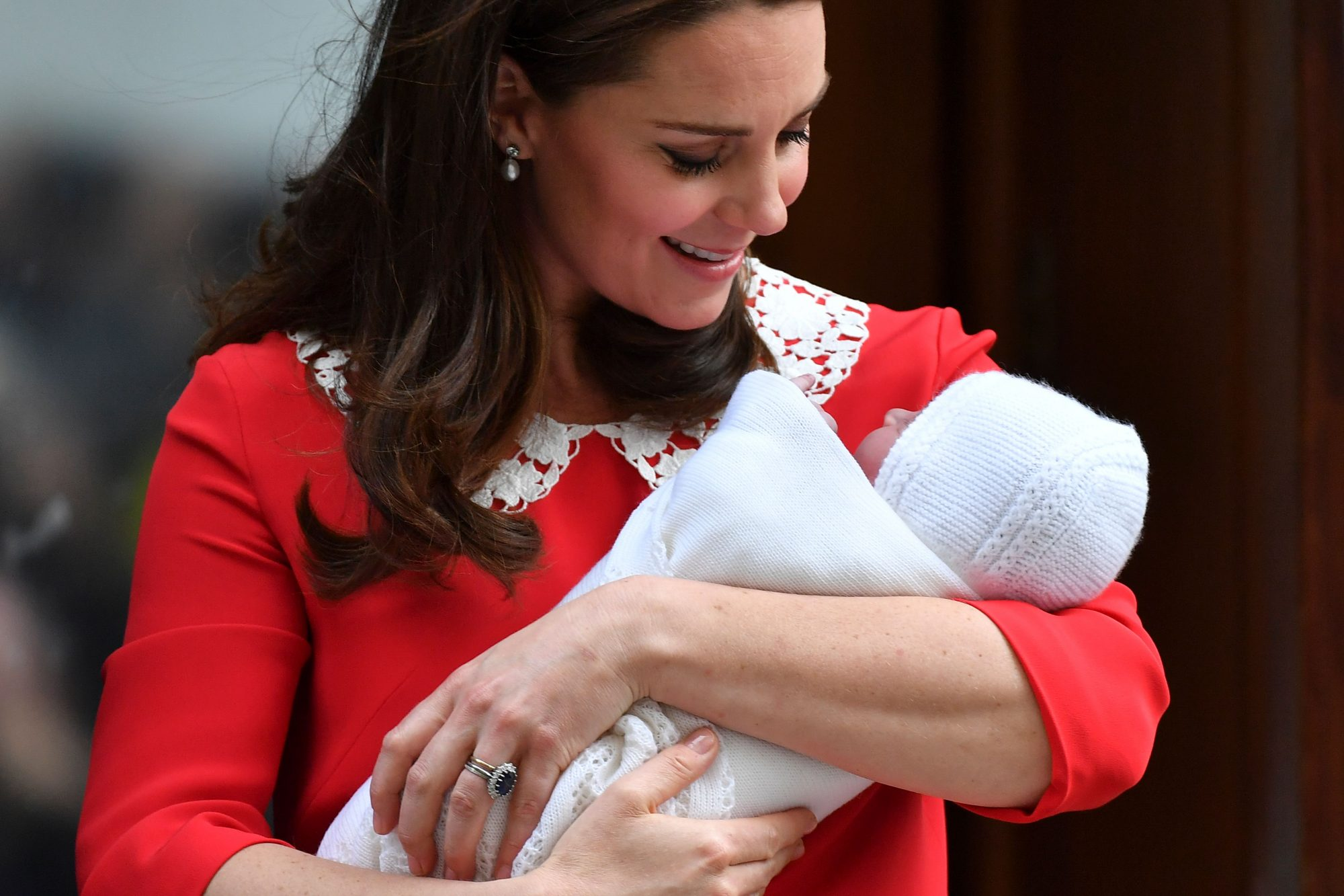 Southern Living Kate Middleton Royal Baby Blanket