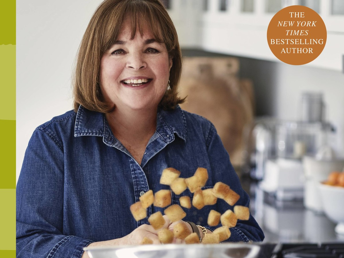 Ina Garten Just Released the First Recipe From Her Upcoming Cookbook image
