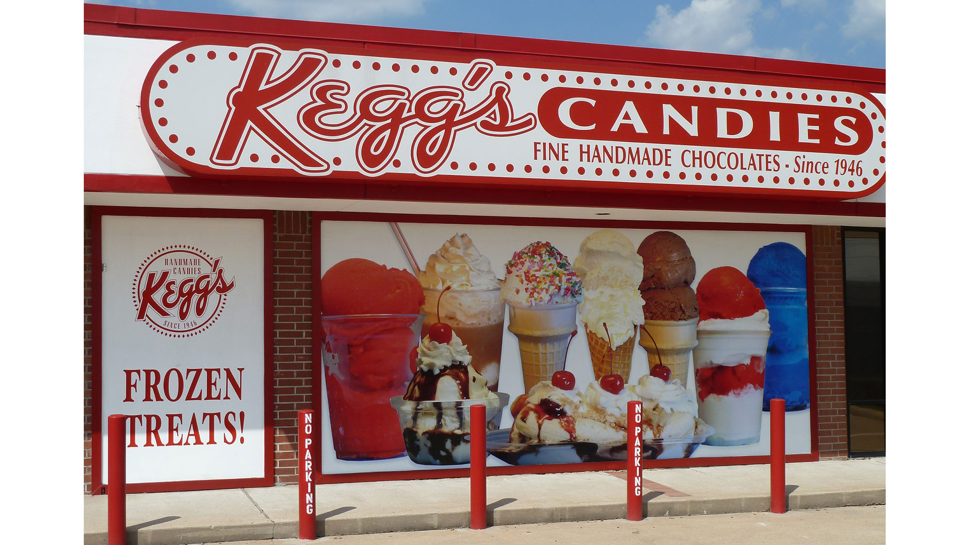 Kegg's Candies Houston