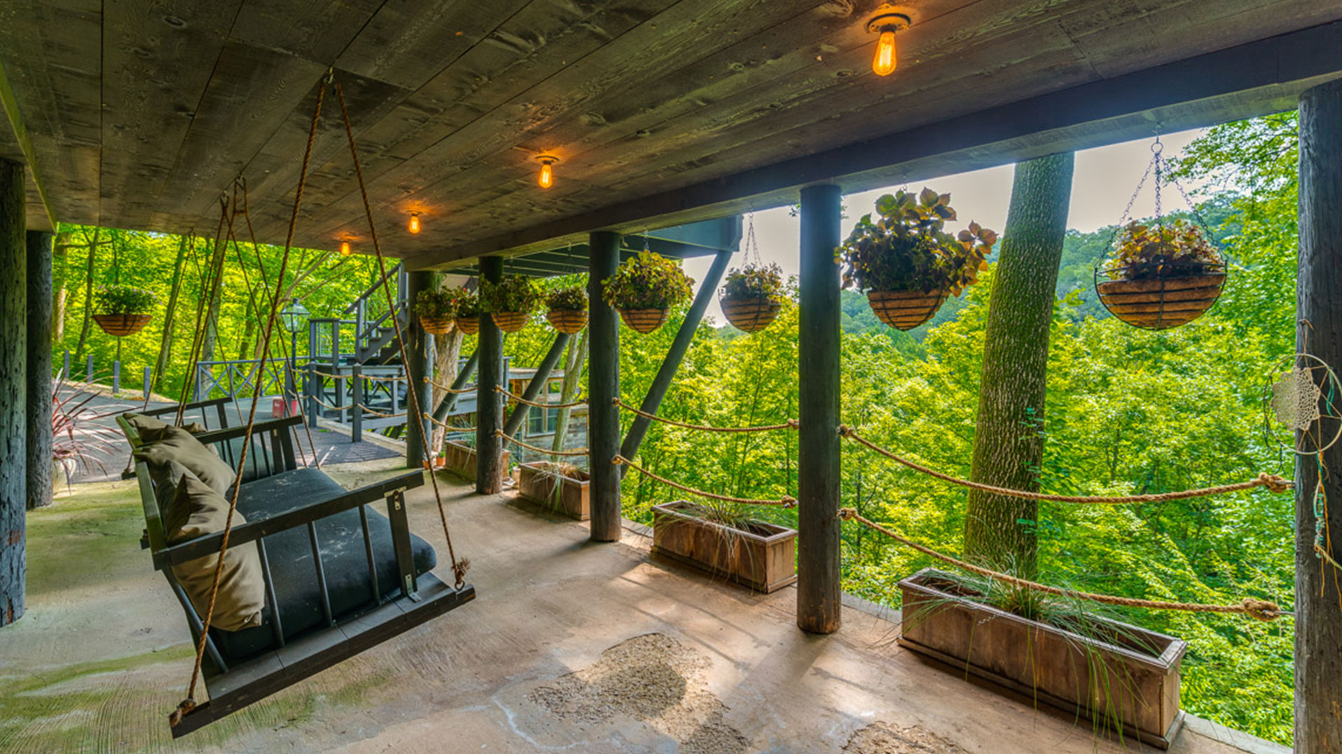 Brian Kelley Compound Porch