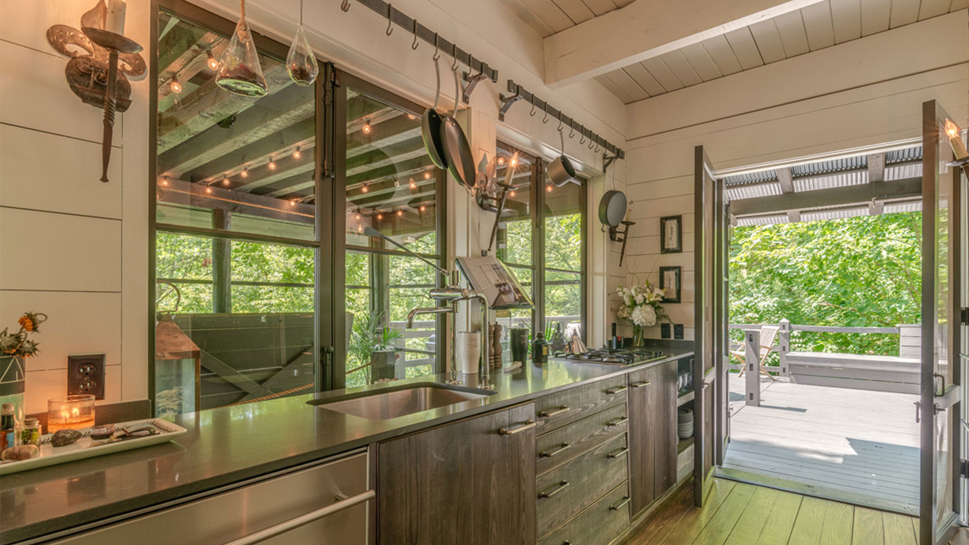 Brian Kelley Compound Kitchen