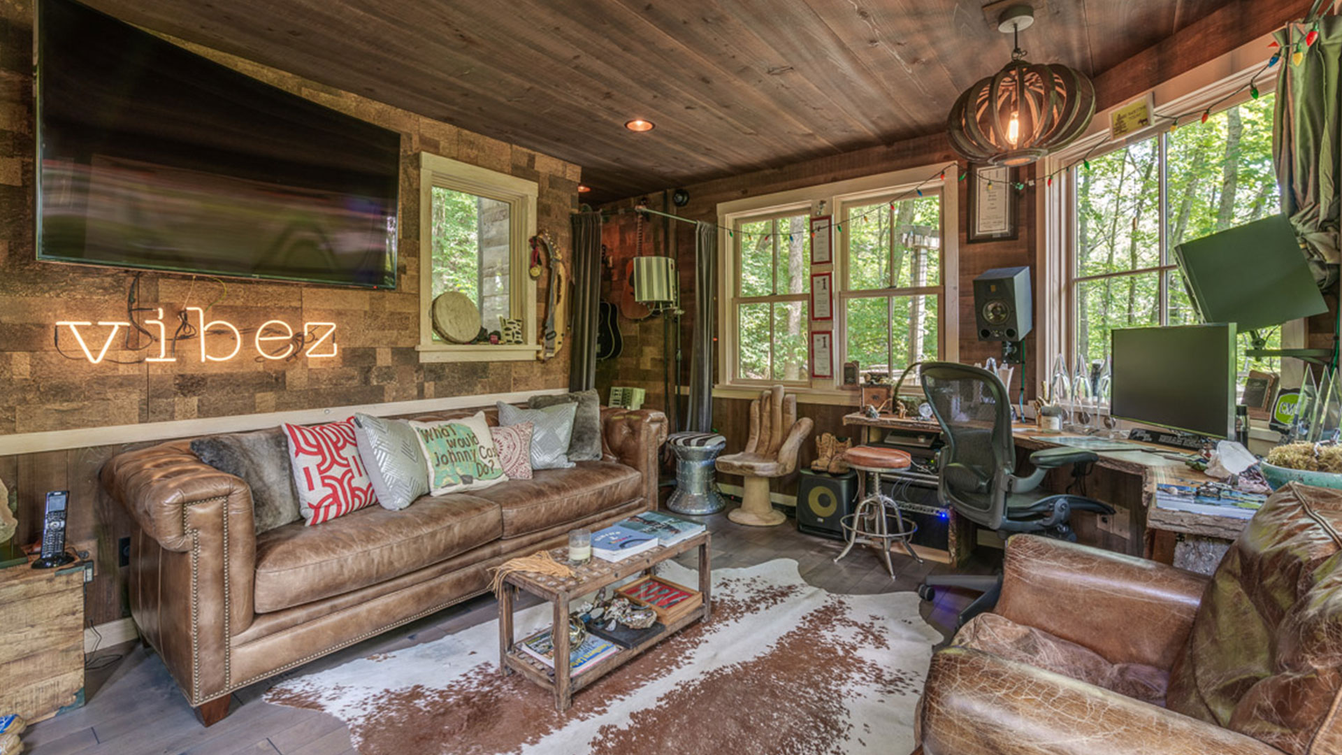 Brian Kelley Compound Treehouse Recording Studio
