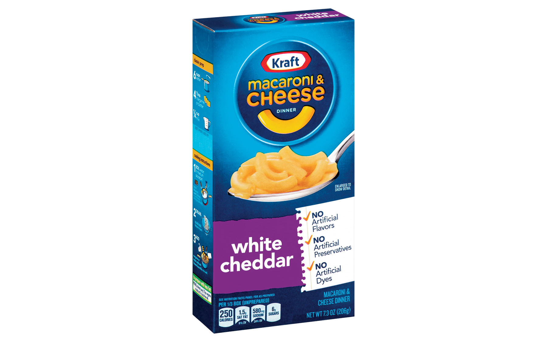 Kraft White Cheddar