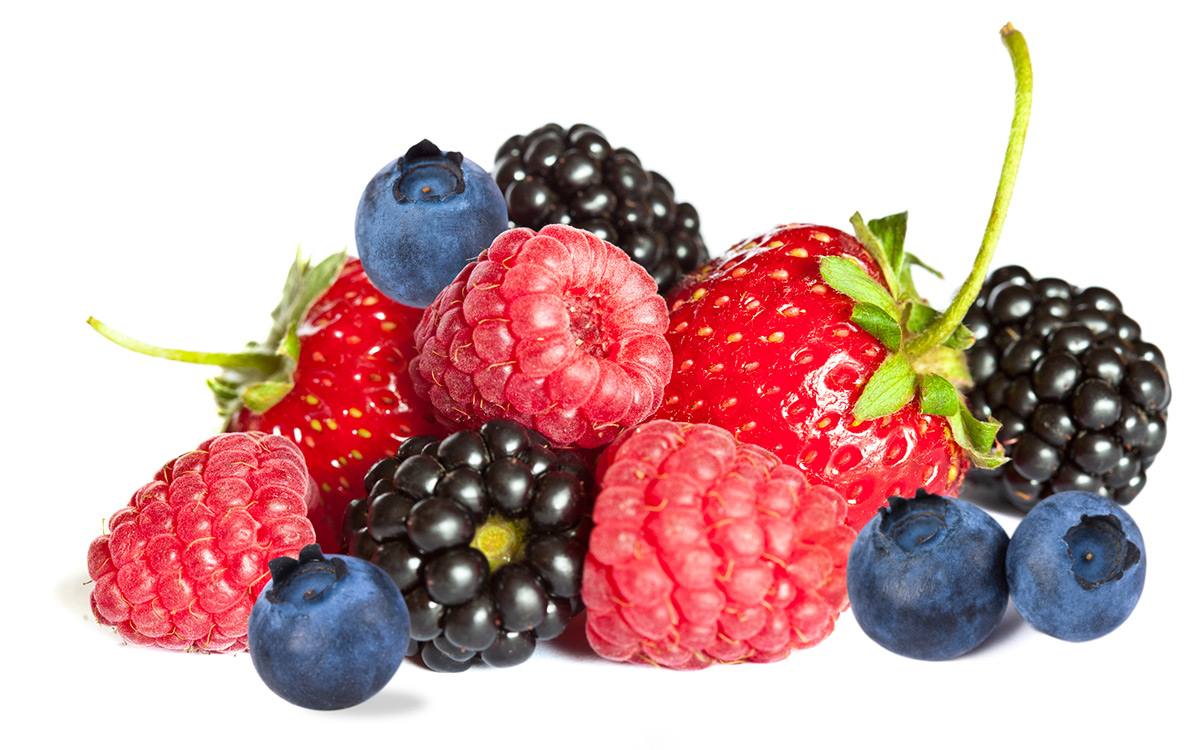 5 Ways Use Your Berries Before They Go Bad