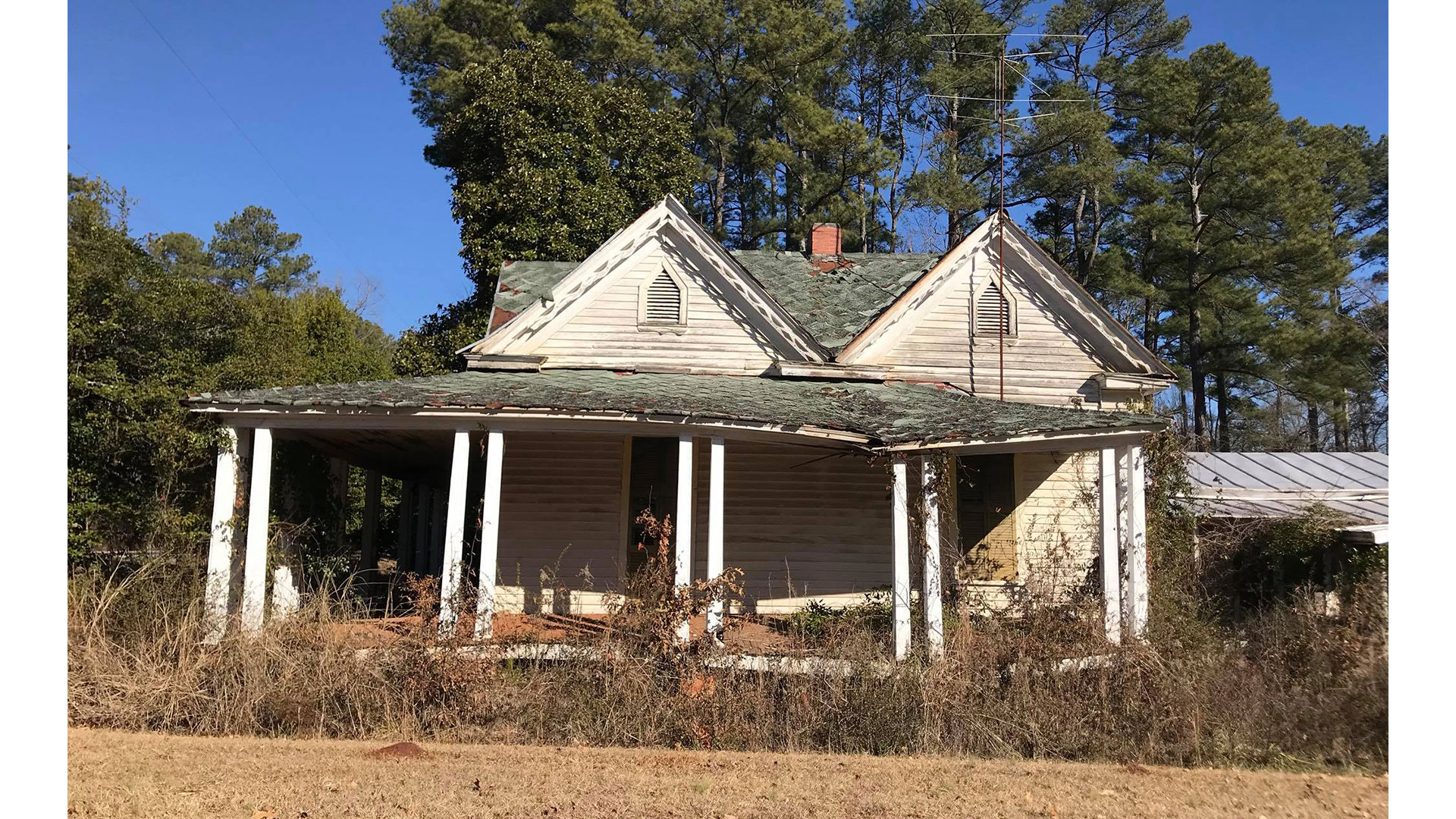 South Carolina Ghost Town