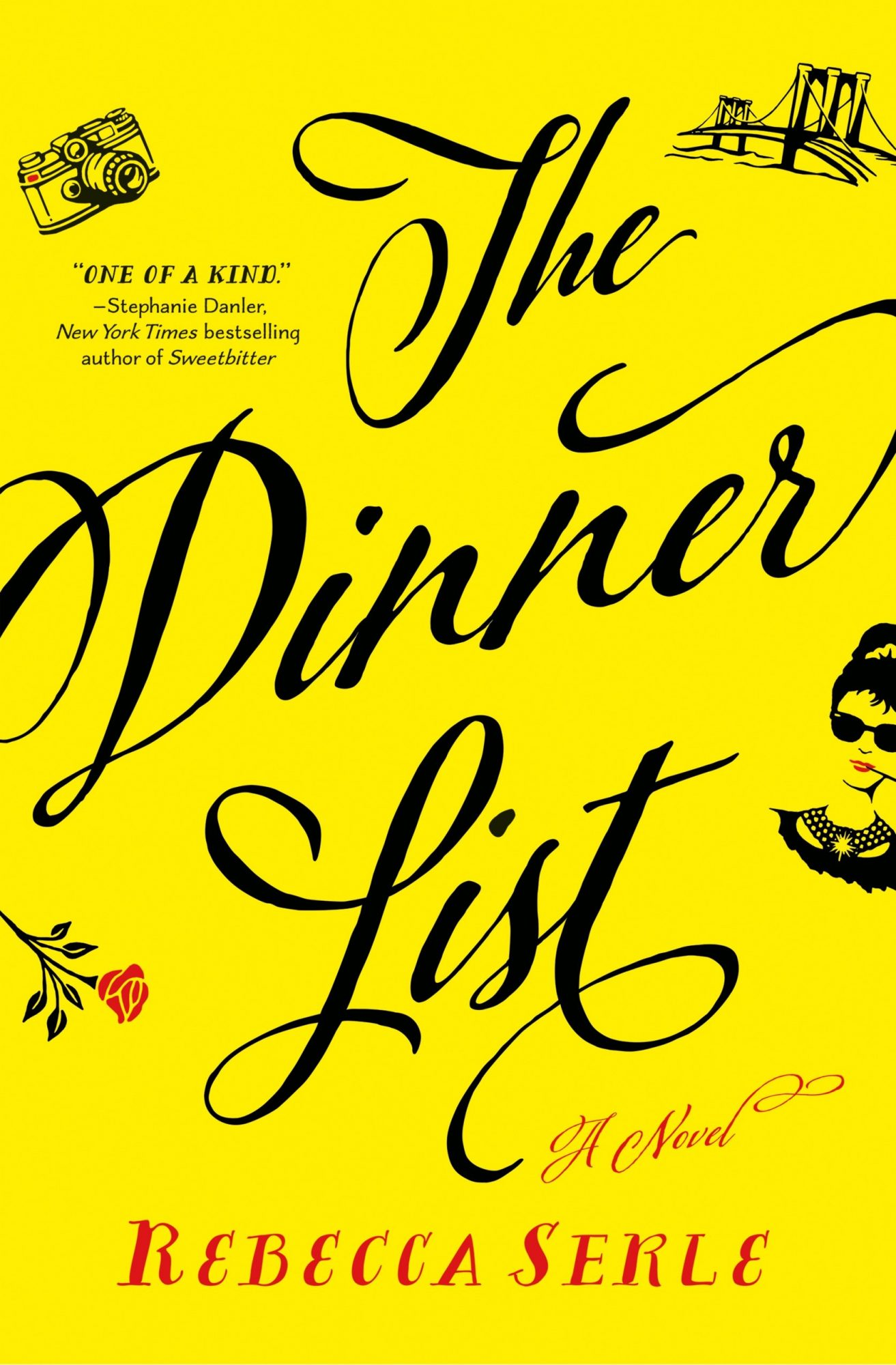 The Dinner List: A Novel by Rebecca Serle