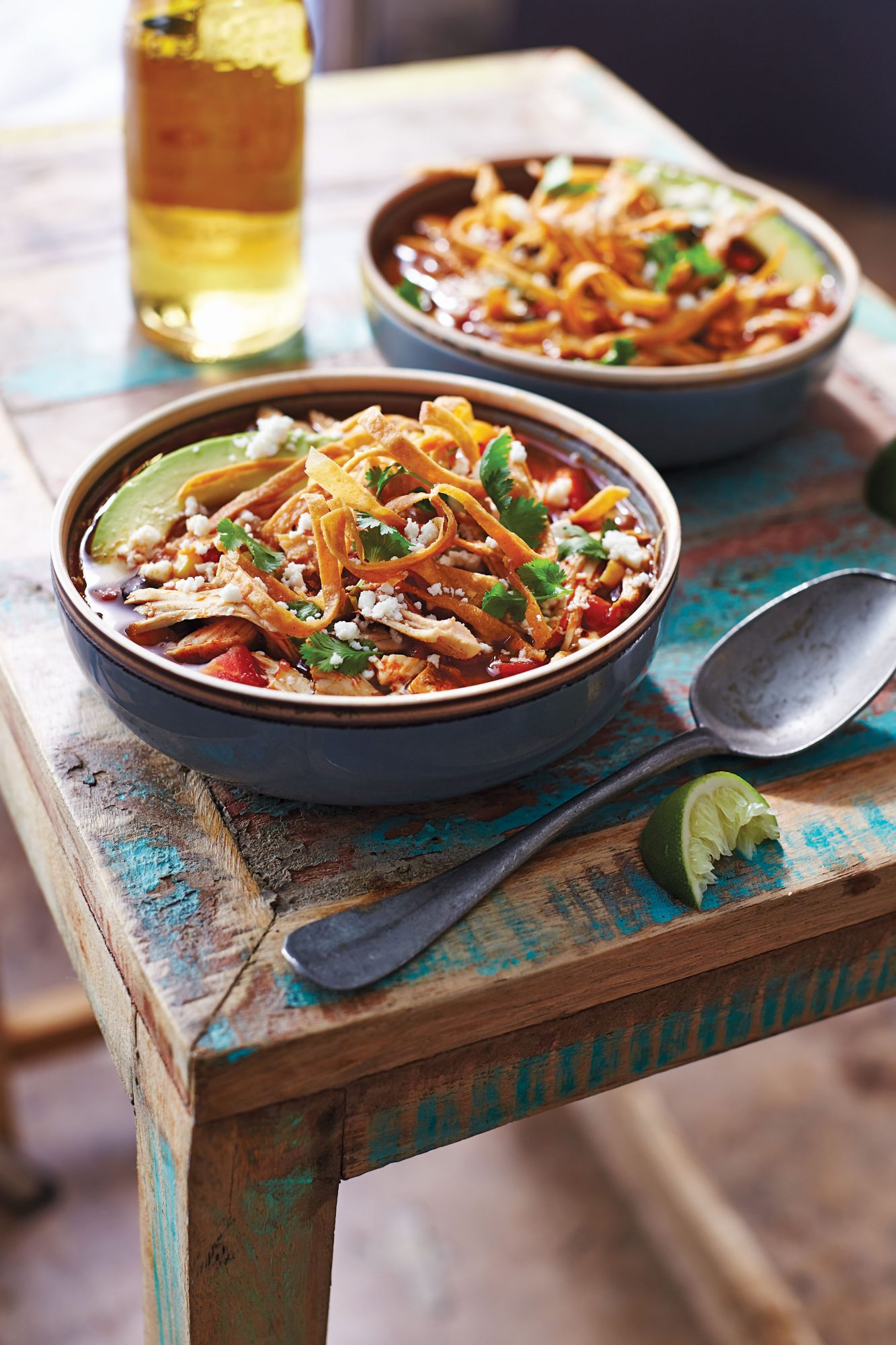 Smoked chicken tortilla soup recipe southern living smoked chicken tortilla soup recipe forumfinder Images