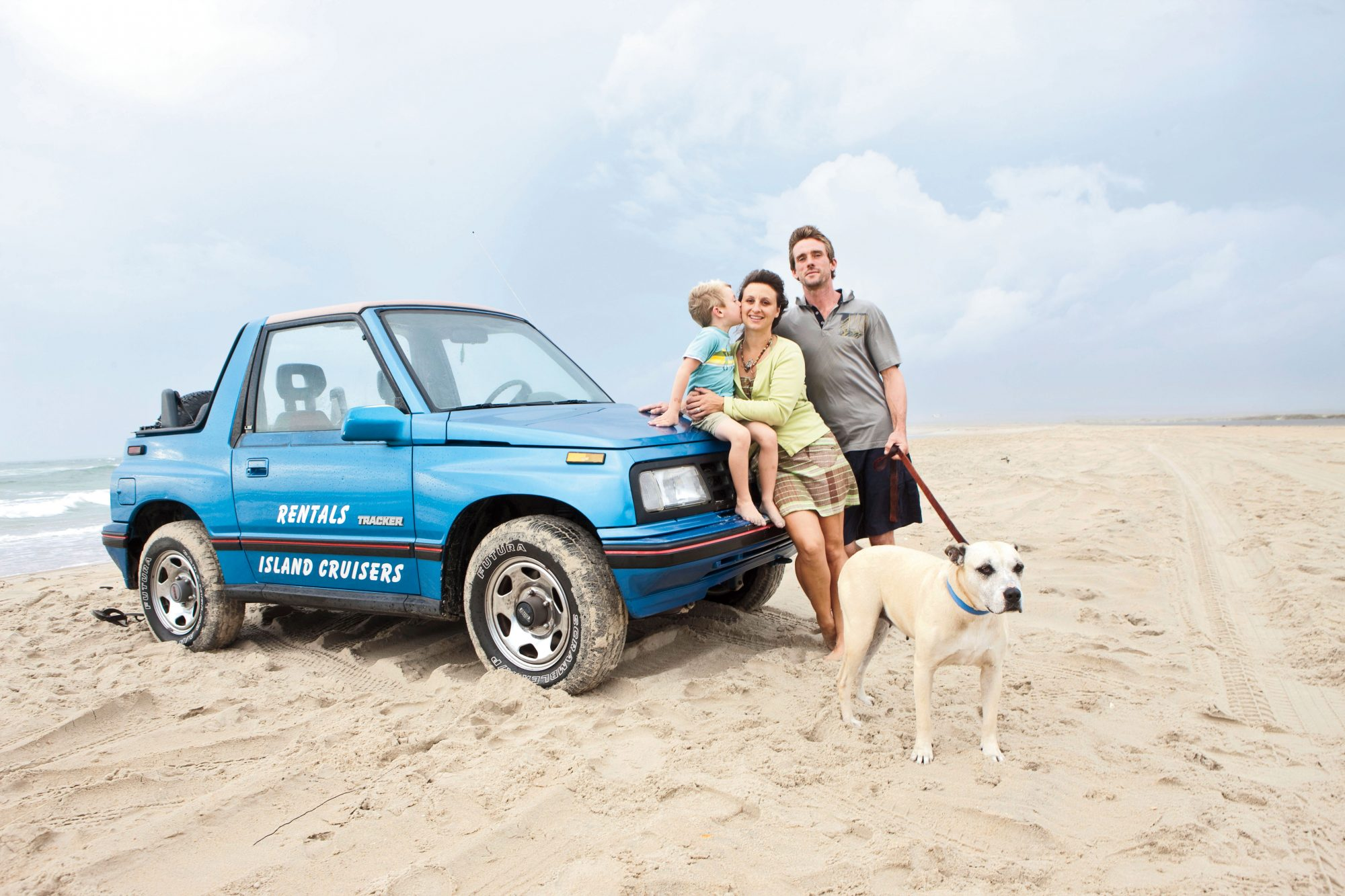 Go Off Road on the Beach: Outer Banks