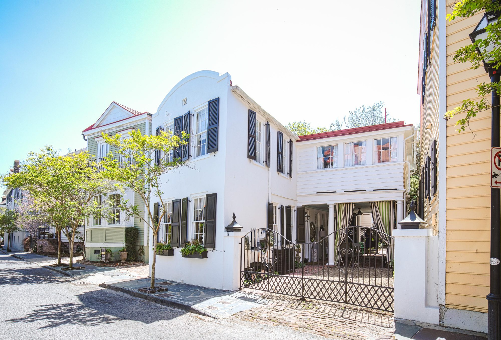 17 Water Street Home for Sale in Charleston